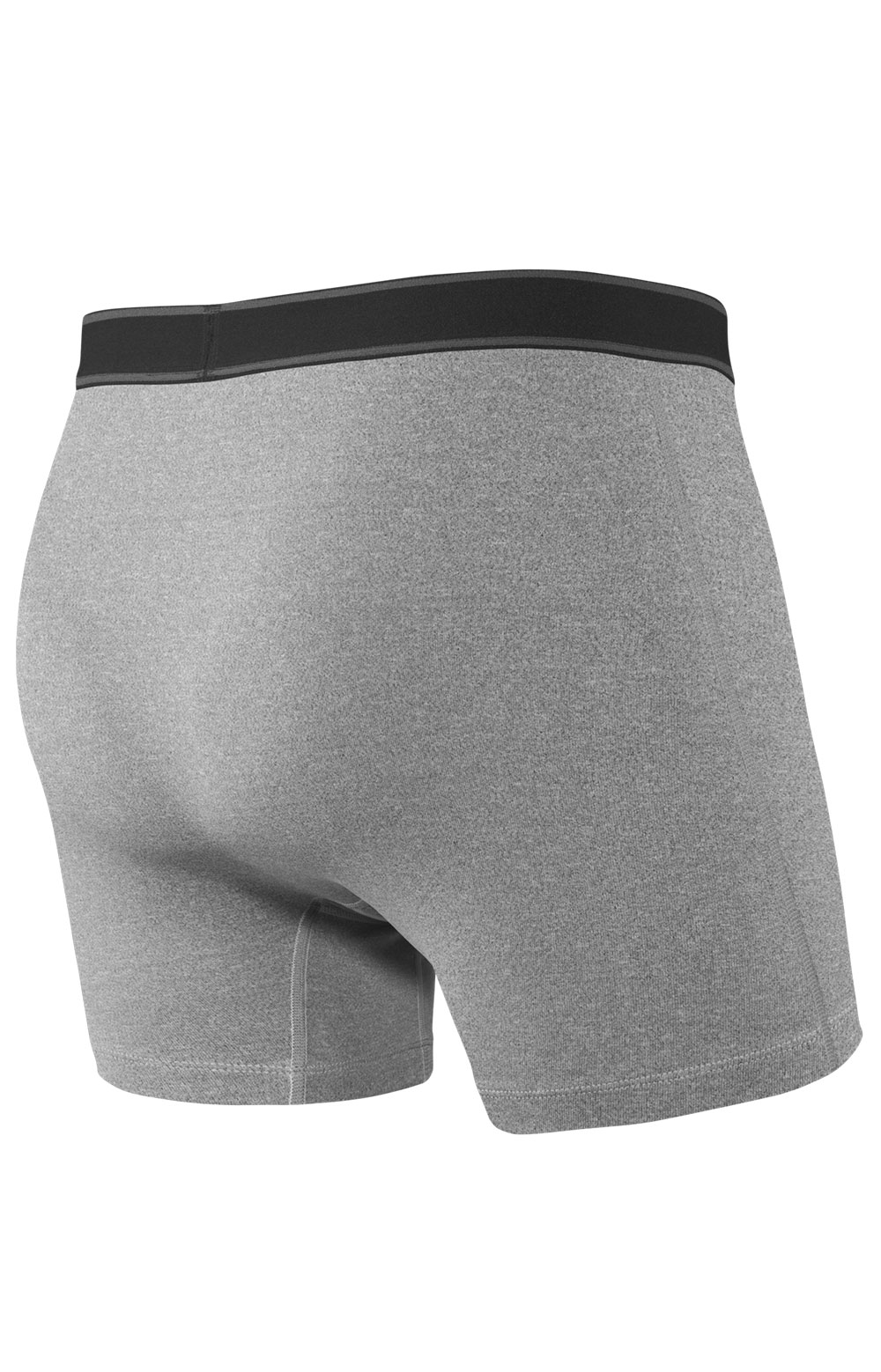 Daytripper Boxer Brief Fly - Grey Heather  3