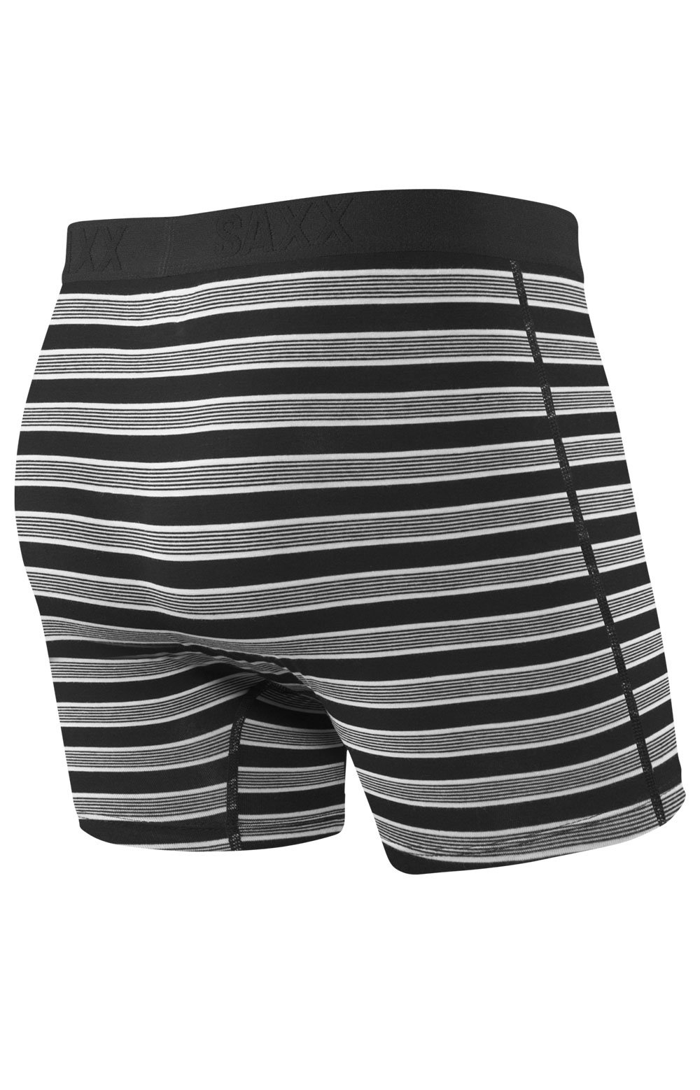 Ultra Boxer Brief Fly - Black Crew Stripe 3