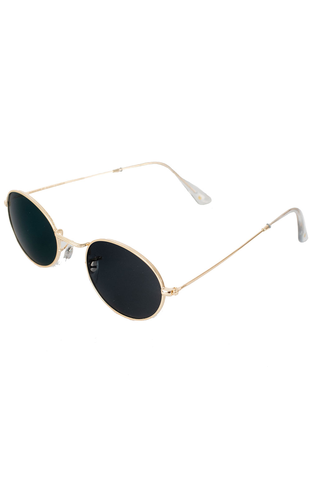 Campbell Polarized Sunglasses - Gold