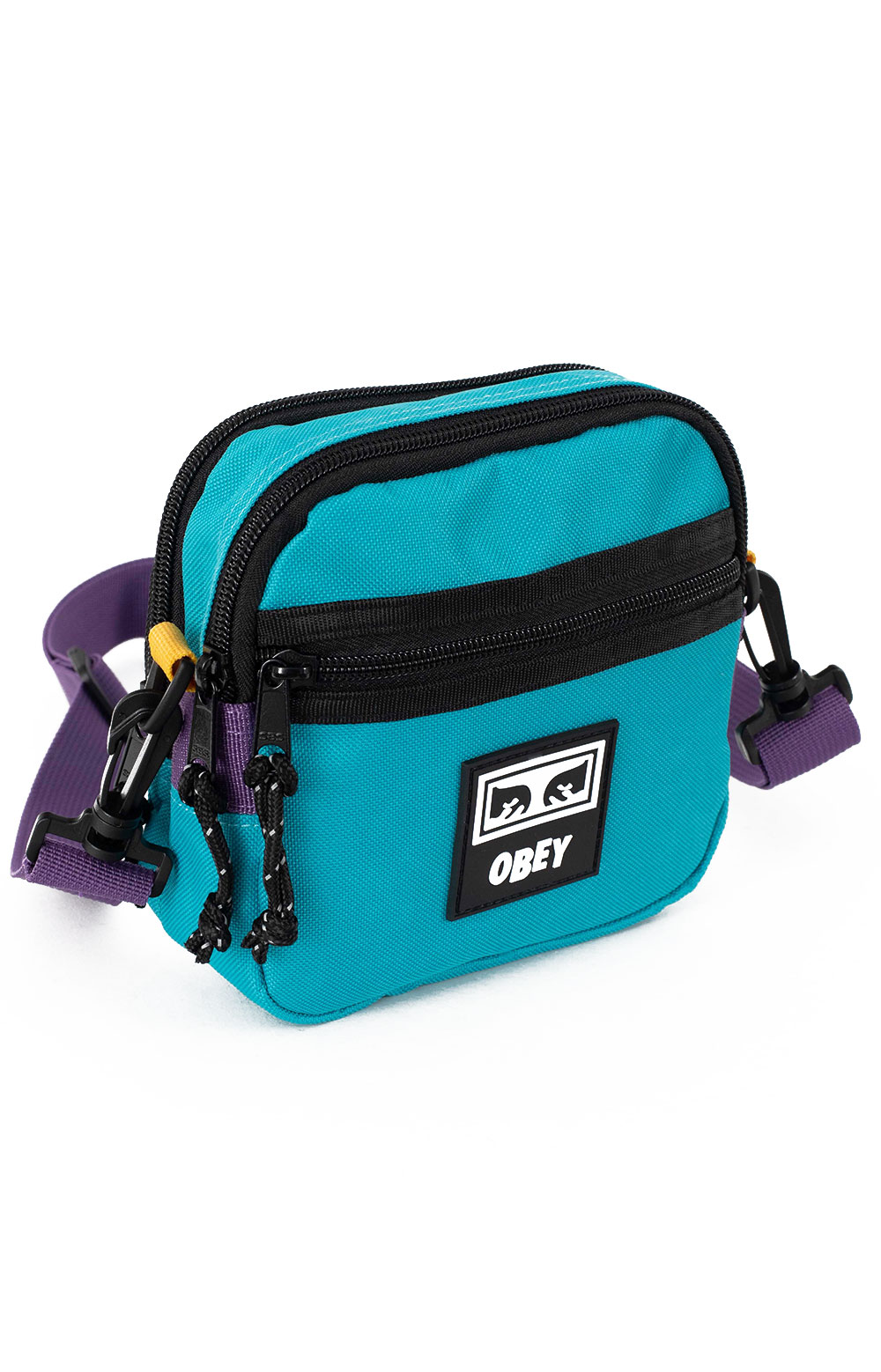 Conditions Traveller Bag III - Blue Sapphire Multi  2