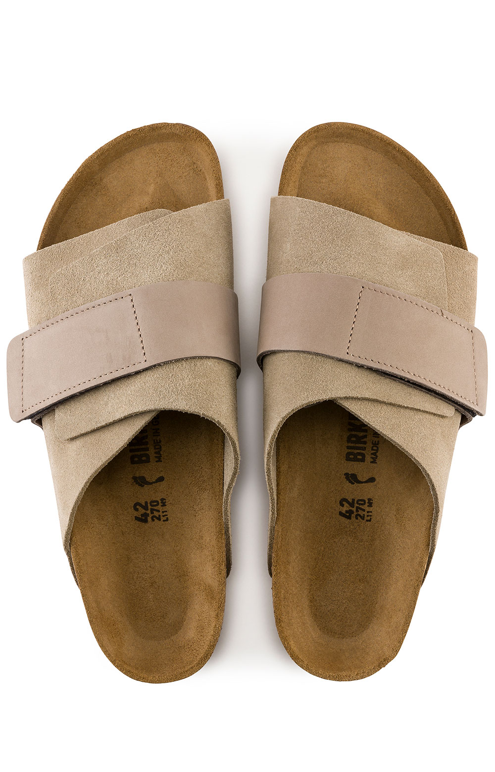 (1015573) Kyoto Sandals - Taupe 6