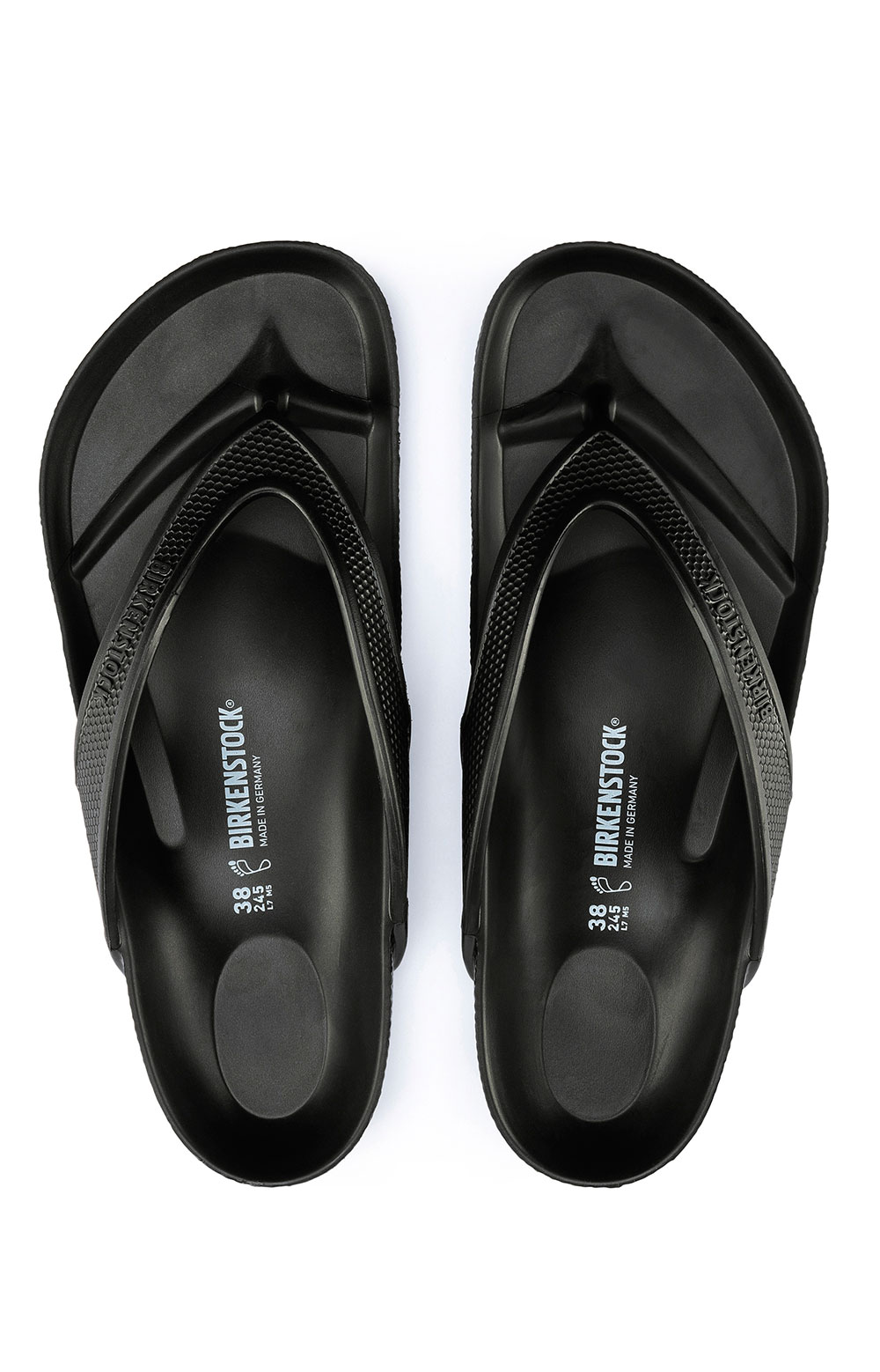 (1015487) Honolulu EVA Sandals - Black 5