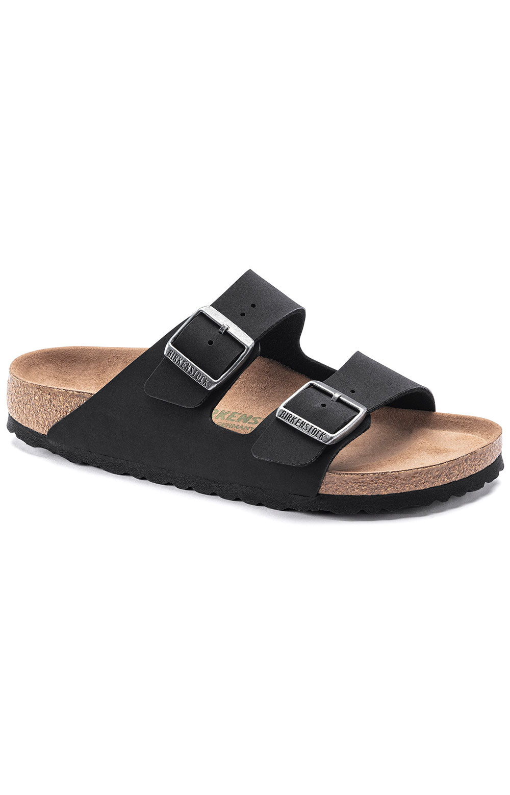 (1019115) Arizona Vegan Sandals - Black 2