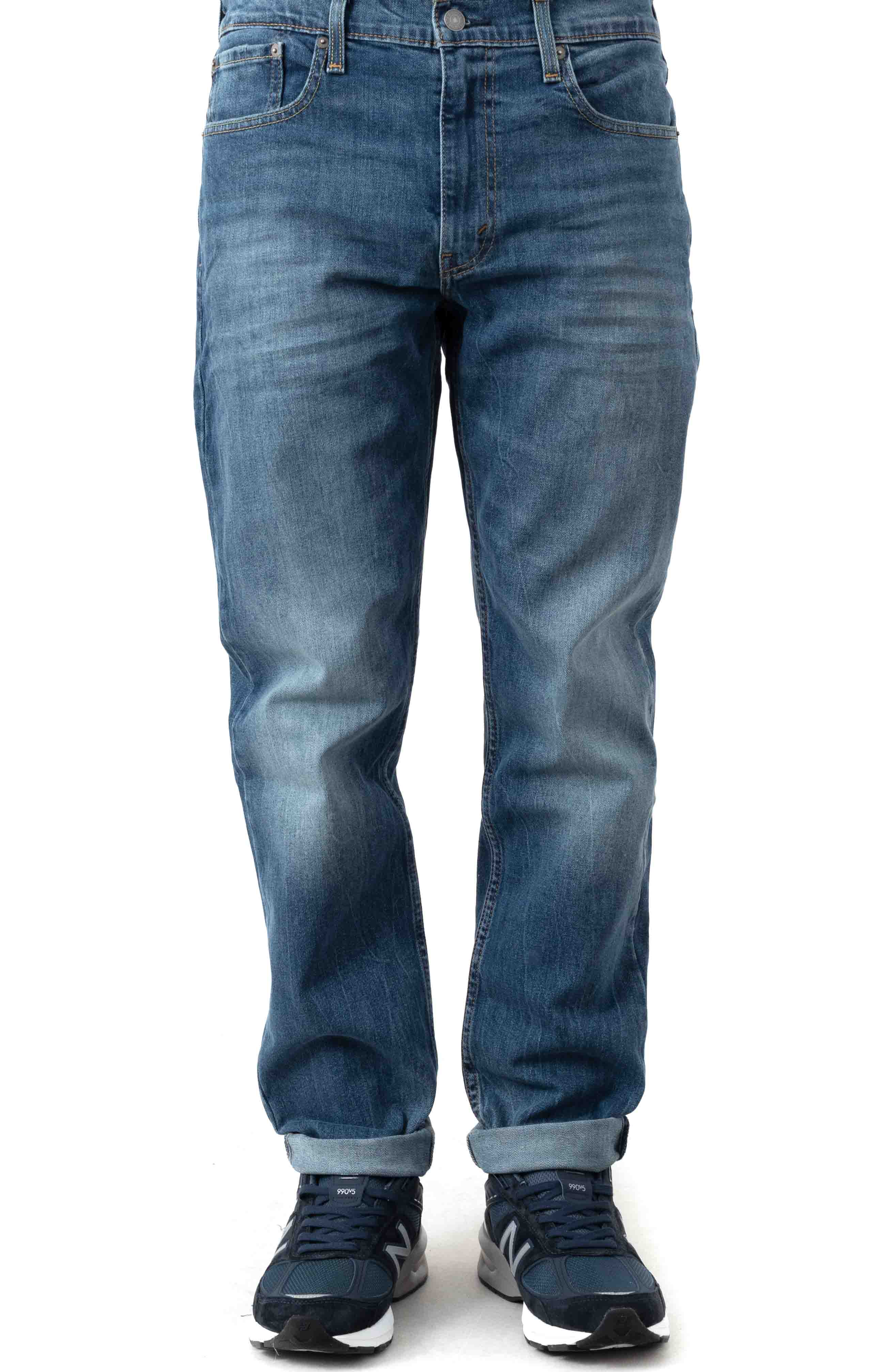 (29507-0003) 502 Taper Jeans - Tangager  2