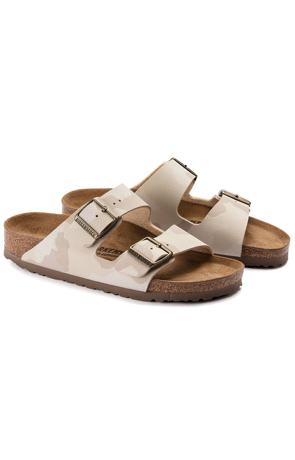 (1016791) Arizona Sandals - Desert Soil Camo Sand