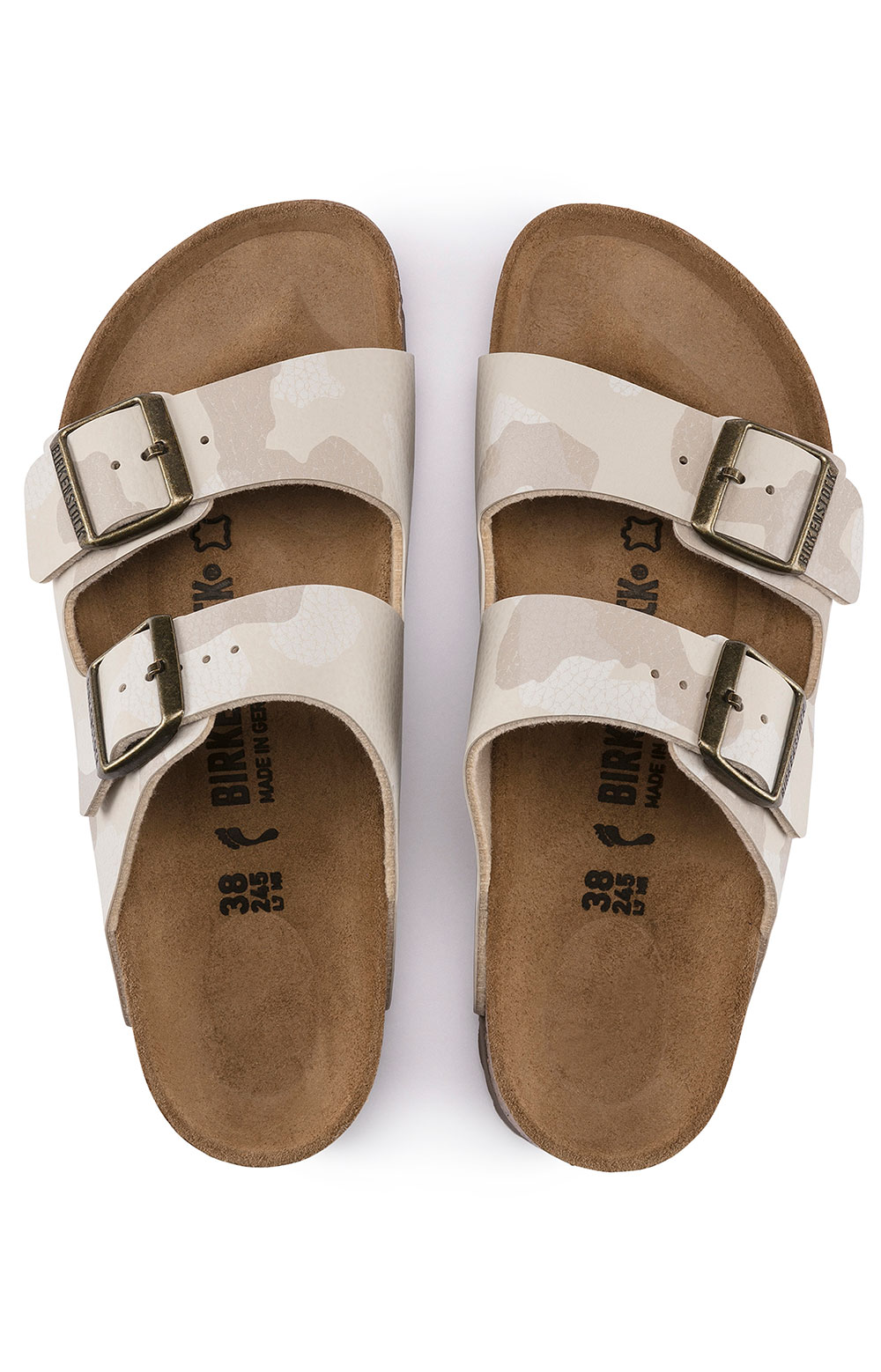 (1016791) Arizona Sandals - Desert Soil Camo Sand 6