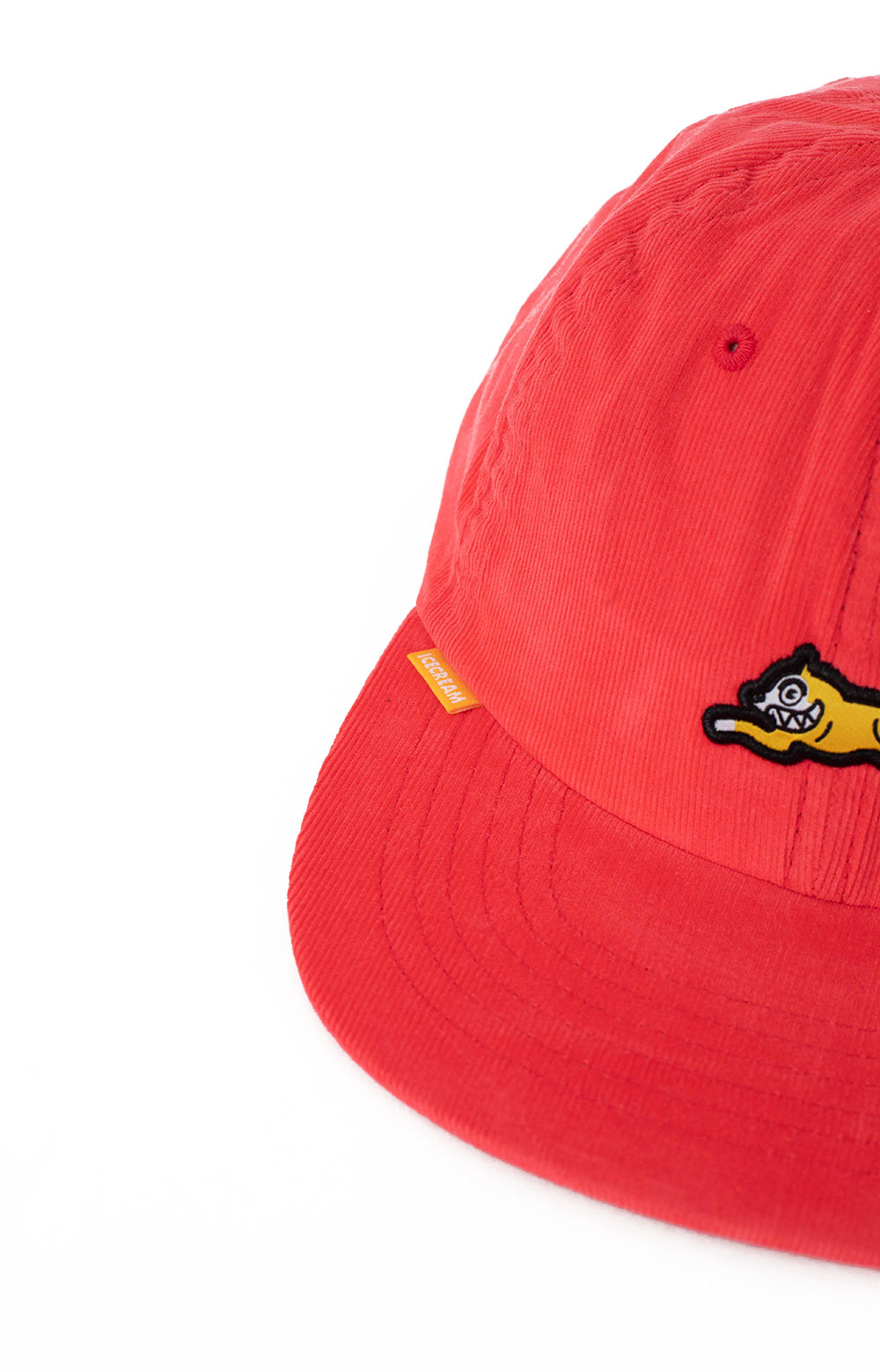 Dawg Polo Cap - Red 2