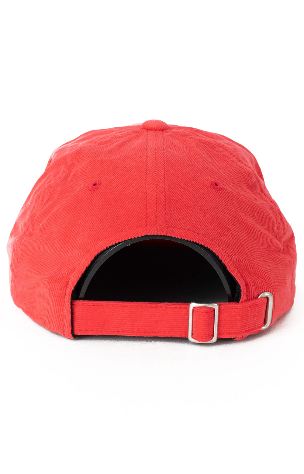 Dawg Polo Cap - Red 3