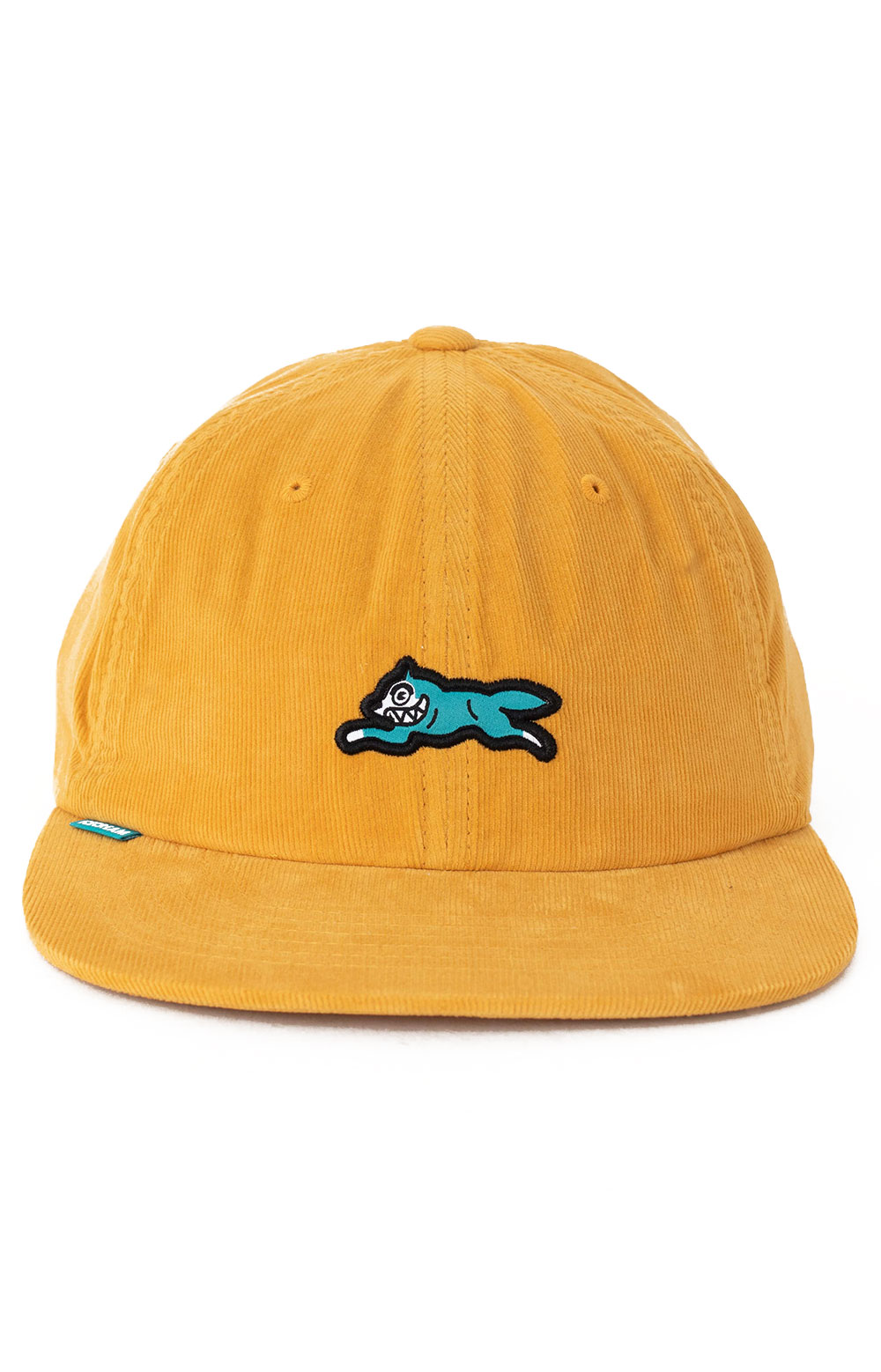 Dawg Polo Cap - Radiant Yellow 2