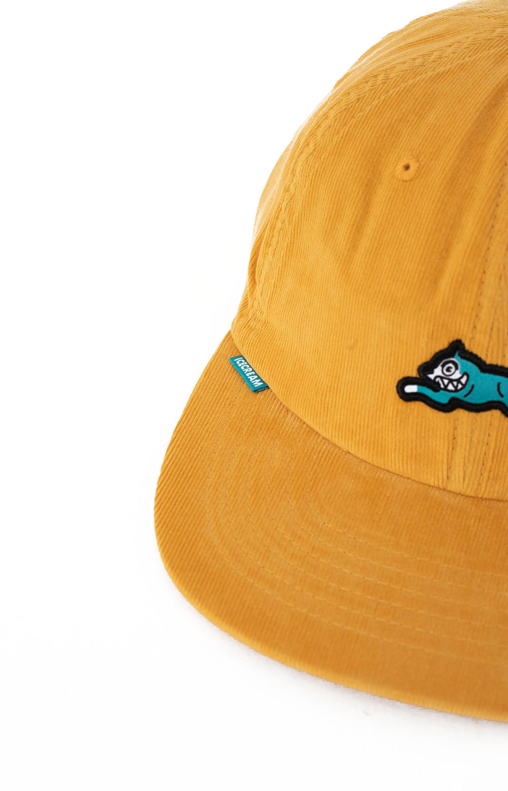 Dawg Polo Cap - Radiant Yellow 3