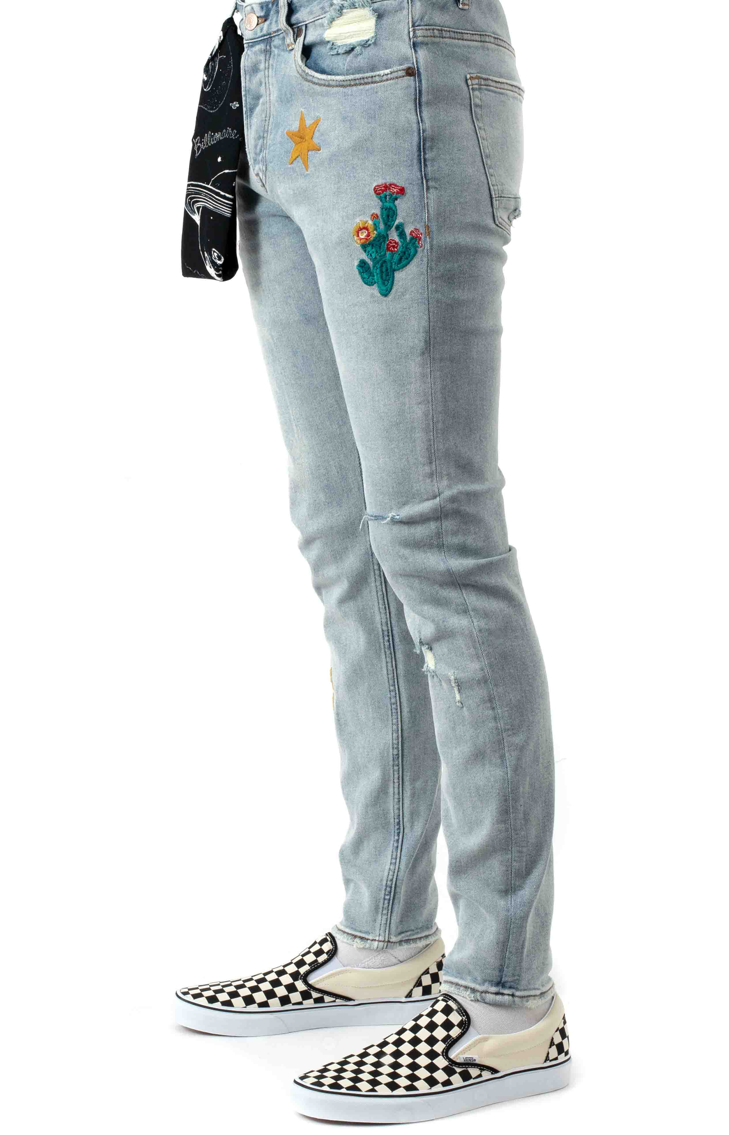 BB Dungarees Jeans - Infinity  2