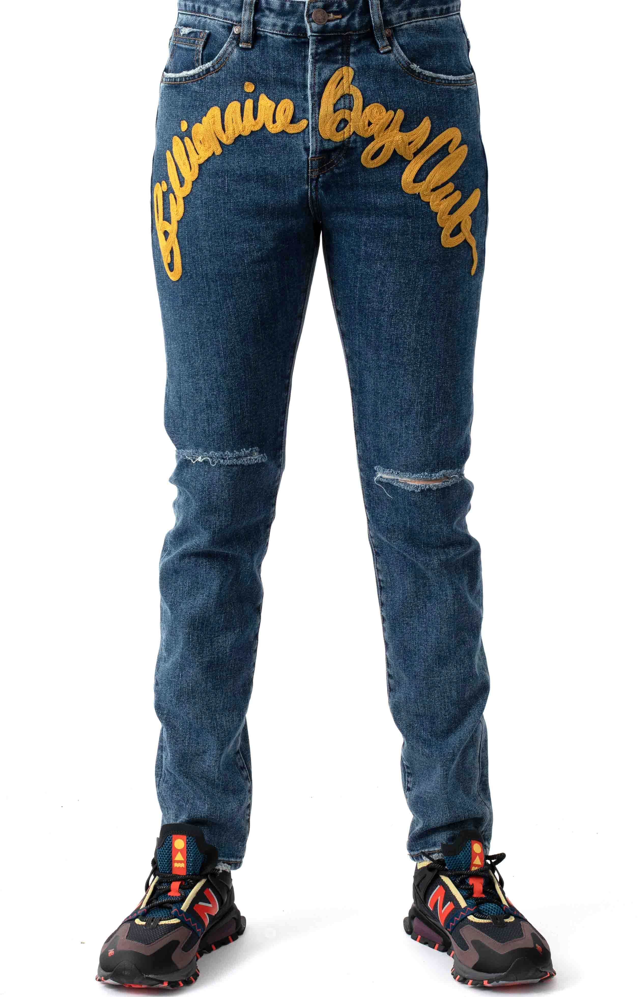 BB Orion Jeans - Solar Flare