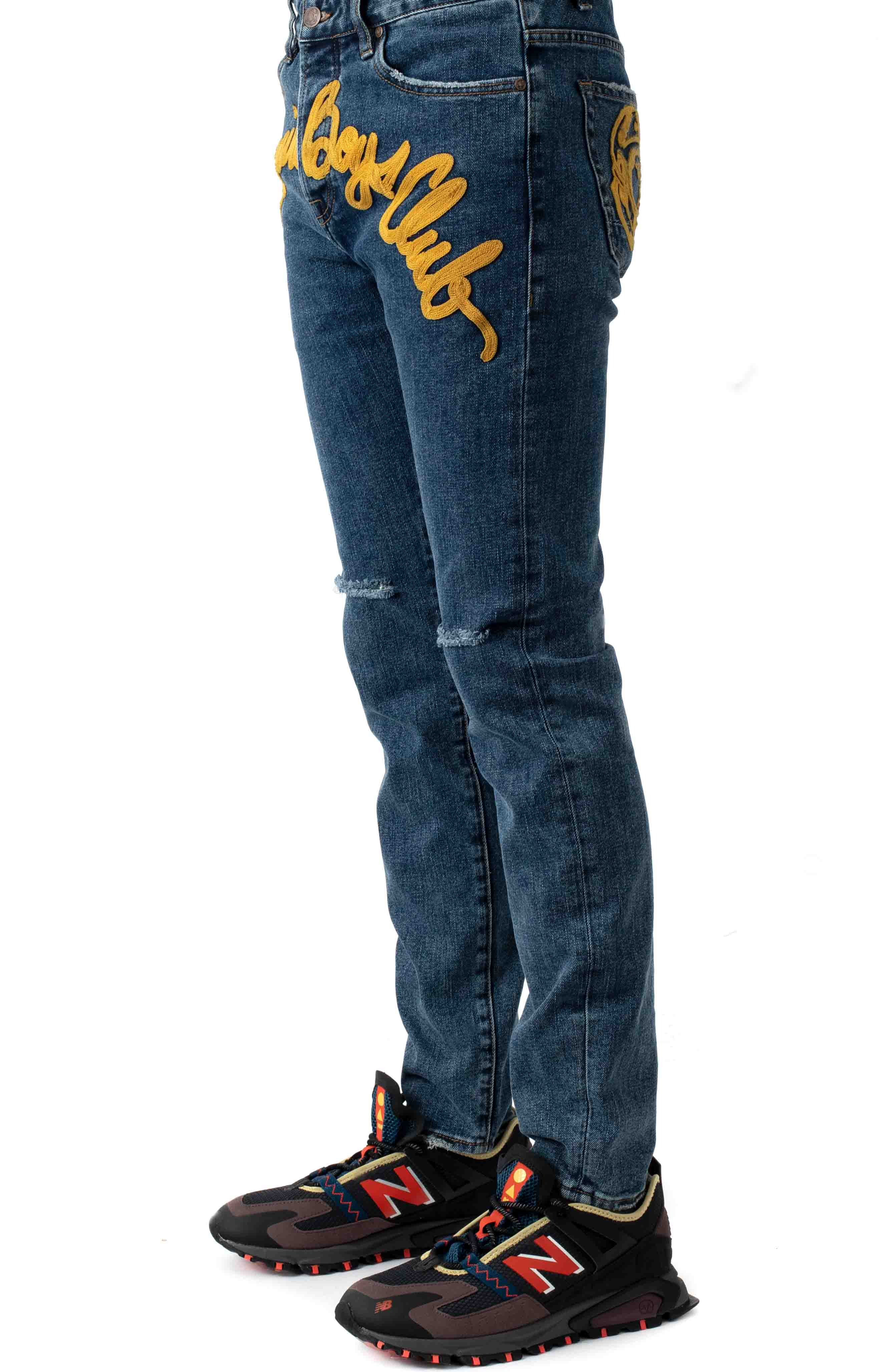 BB Orion Jeans - Solar Flare  2
