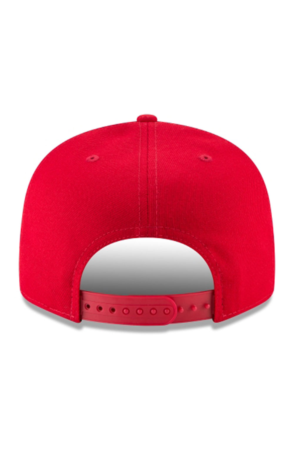 Los Angeles Angels Team Color Basic 9Fifty Snap-Back Hat  3