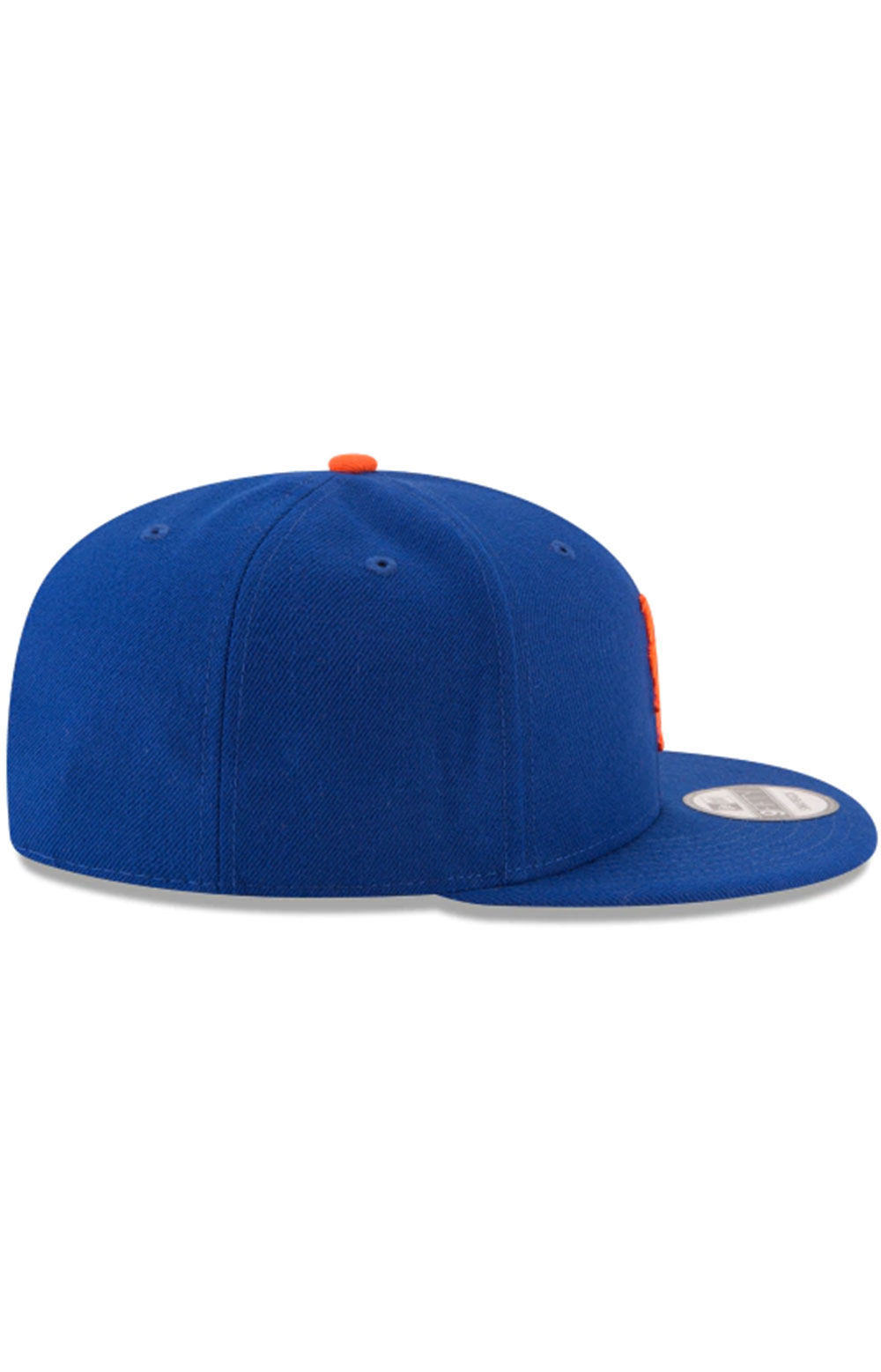 New York Mets Team Color Basic 9Fifty Snap-Back Hat  2