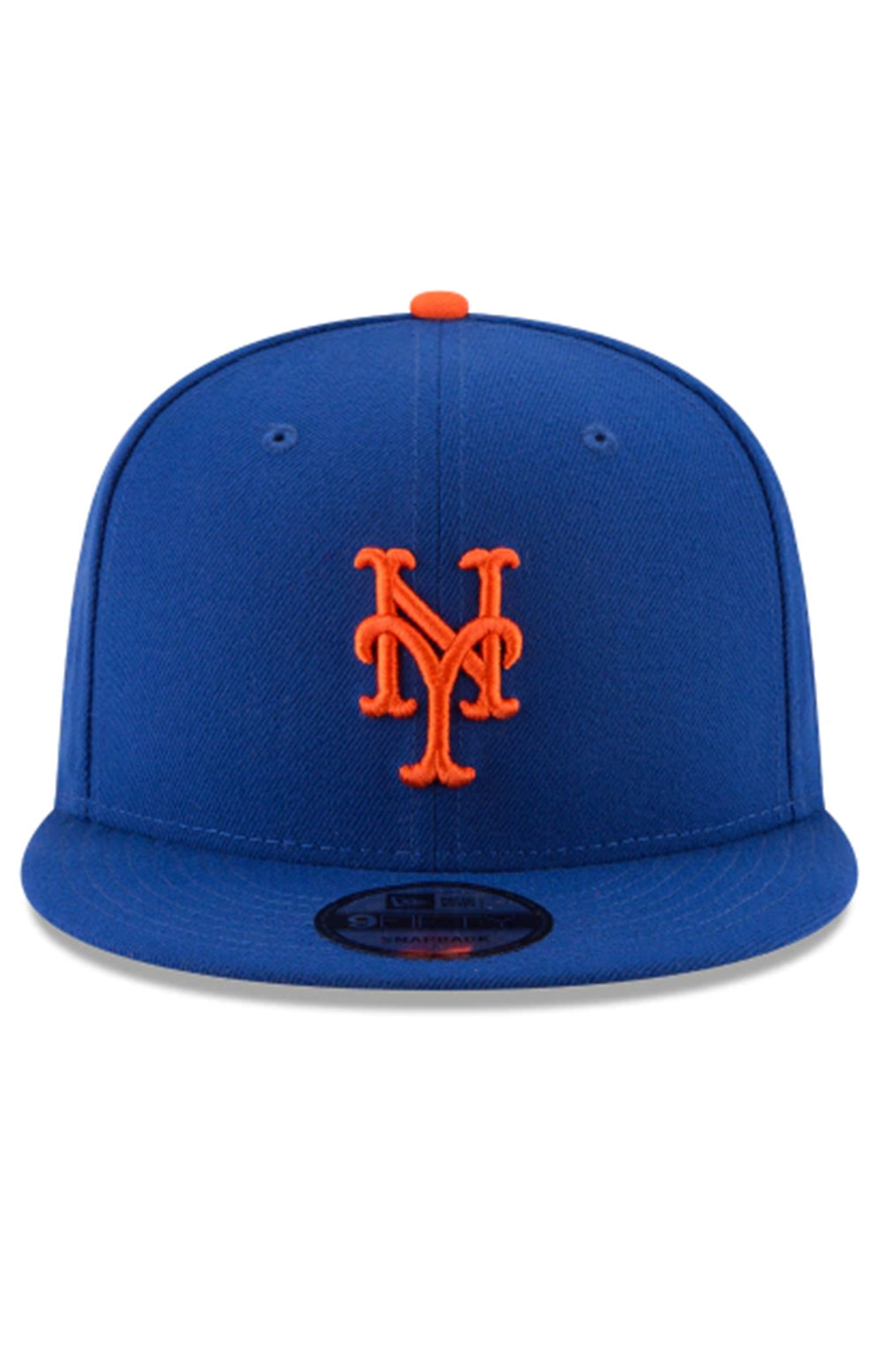 New York Mets Team Color Basic 9Fifty Snap-Back Hat  4
