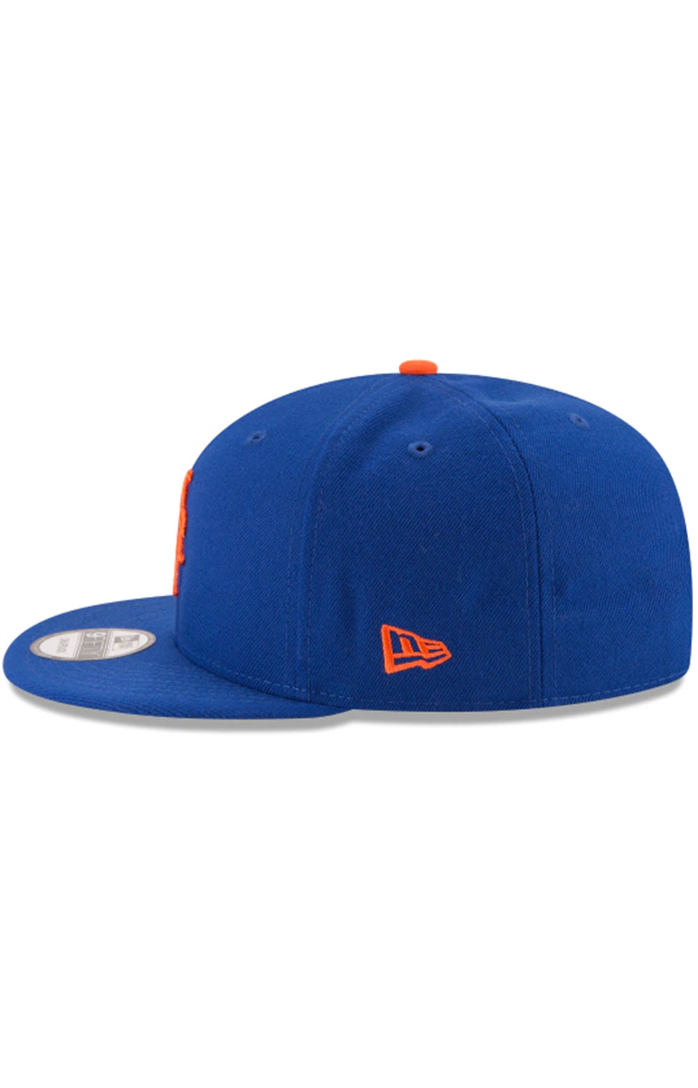 New York Mets Team Color Basic 9Fifty Snap-Back Hat  5