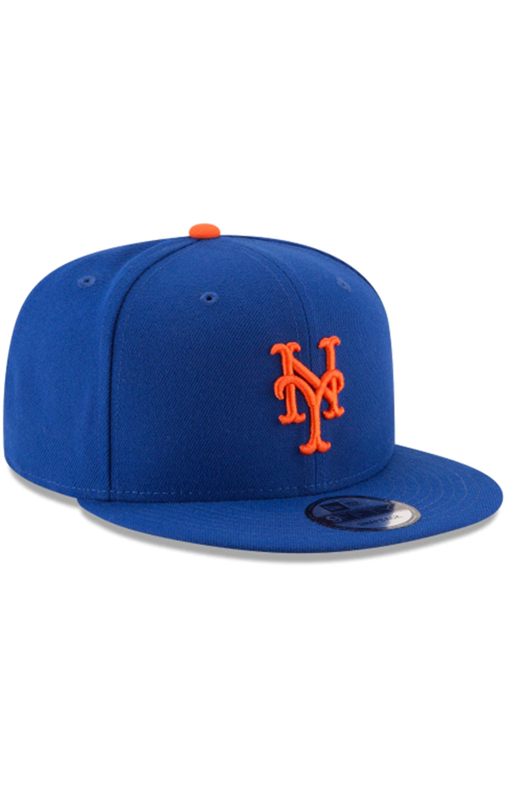 New York Mets Team Color Basic 9Fifty Snap-Back Hat  6