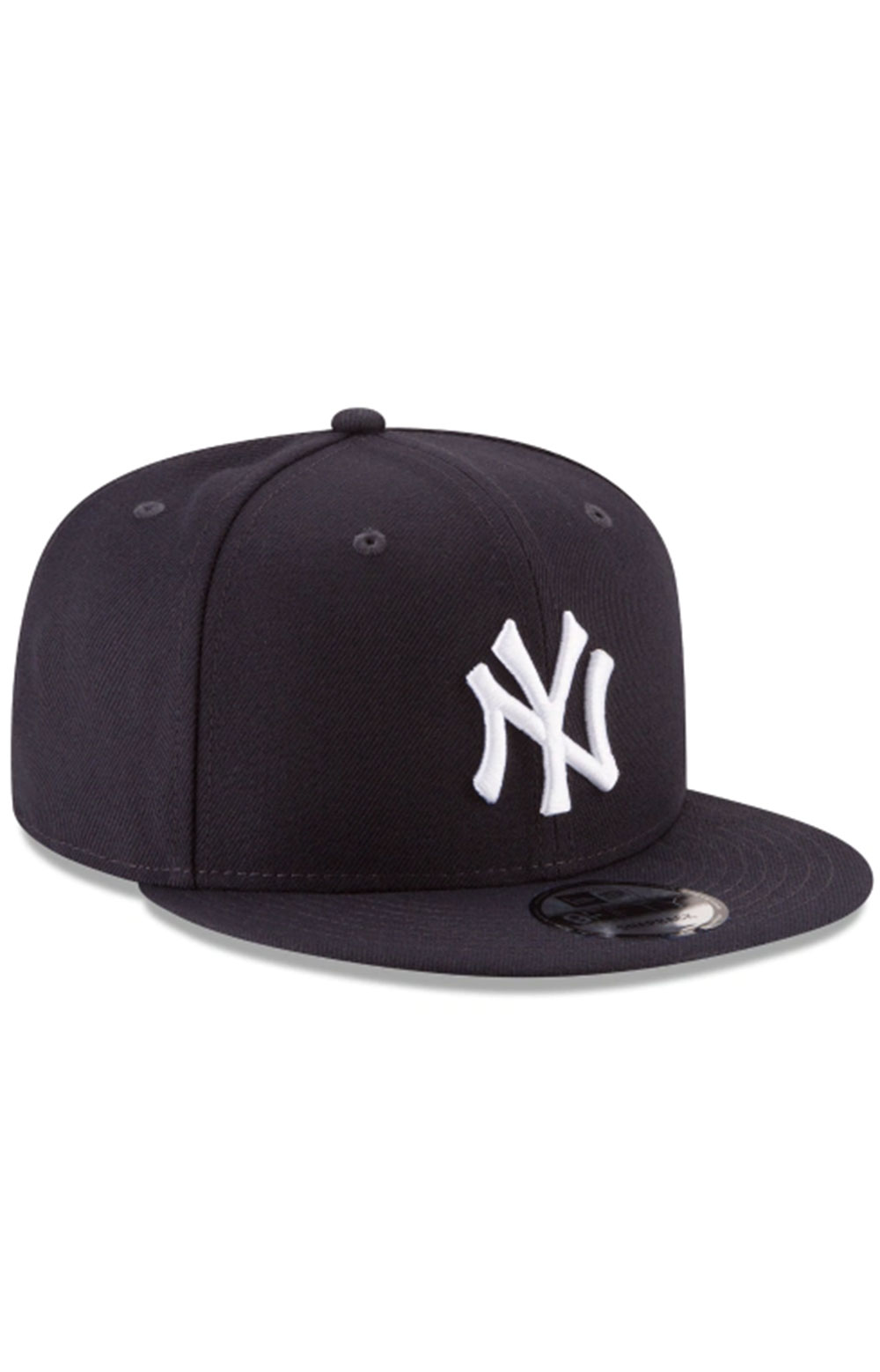 New York Yankees Team Color Basic 9Fifty Snap-Back Hat  5