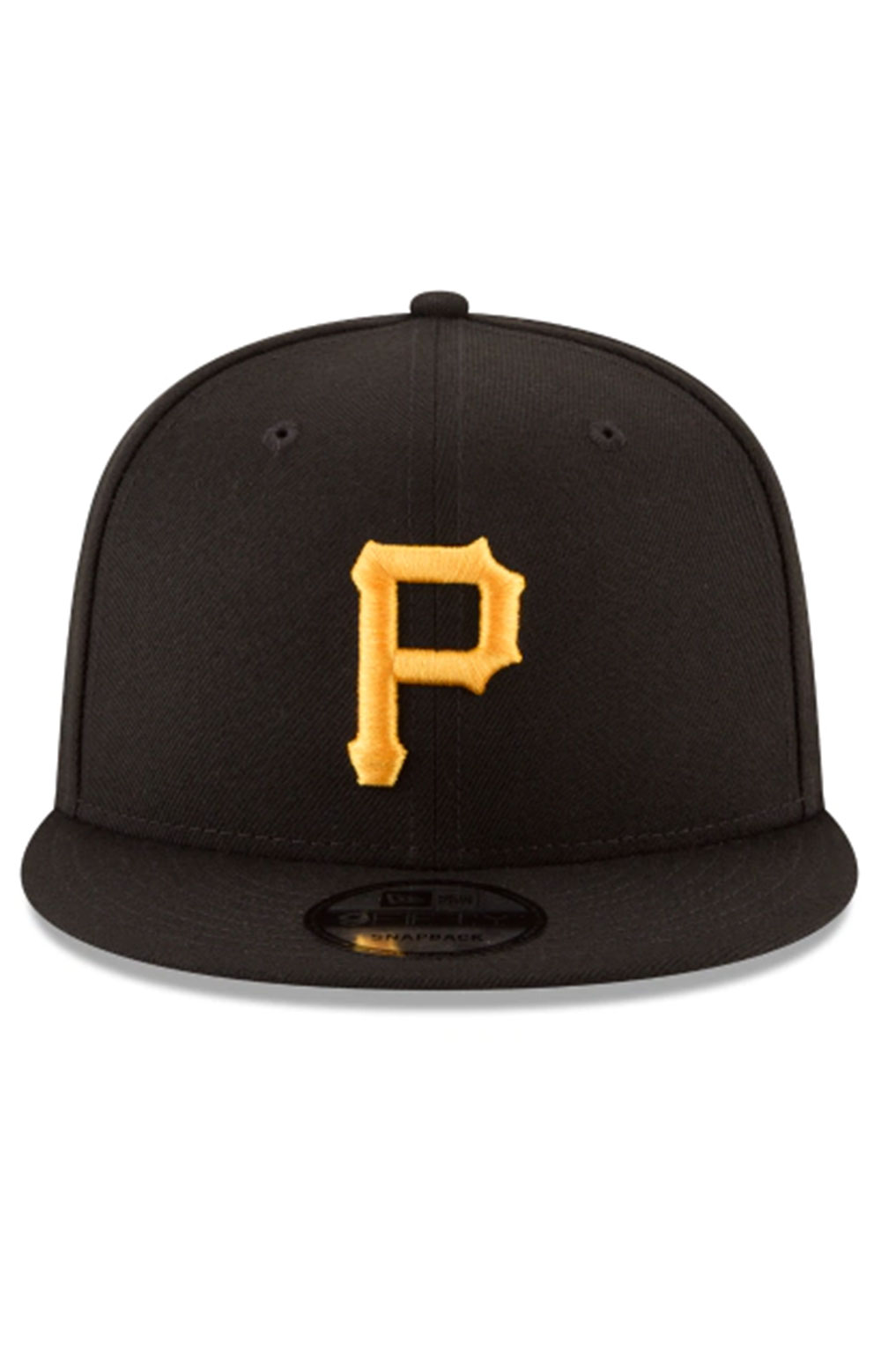 Pittsburgh Pirates Team Color Basic 9Fifty Snap-Back Hat  2