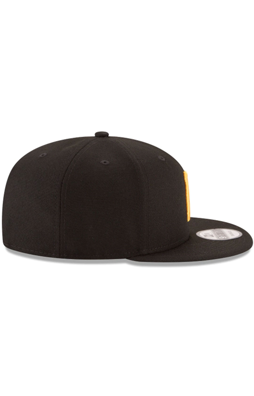 Pittsburgh Pirates Team Color Basic 9Fifty Snap-Back Hat  3