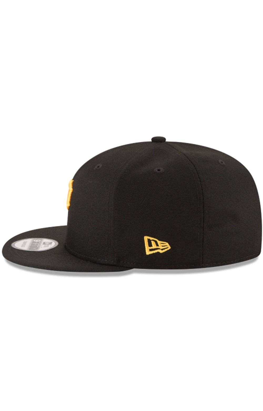 Pittsburgh Pirates Team Color Basic 9Fifty Snap-Back Hat  5
