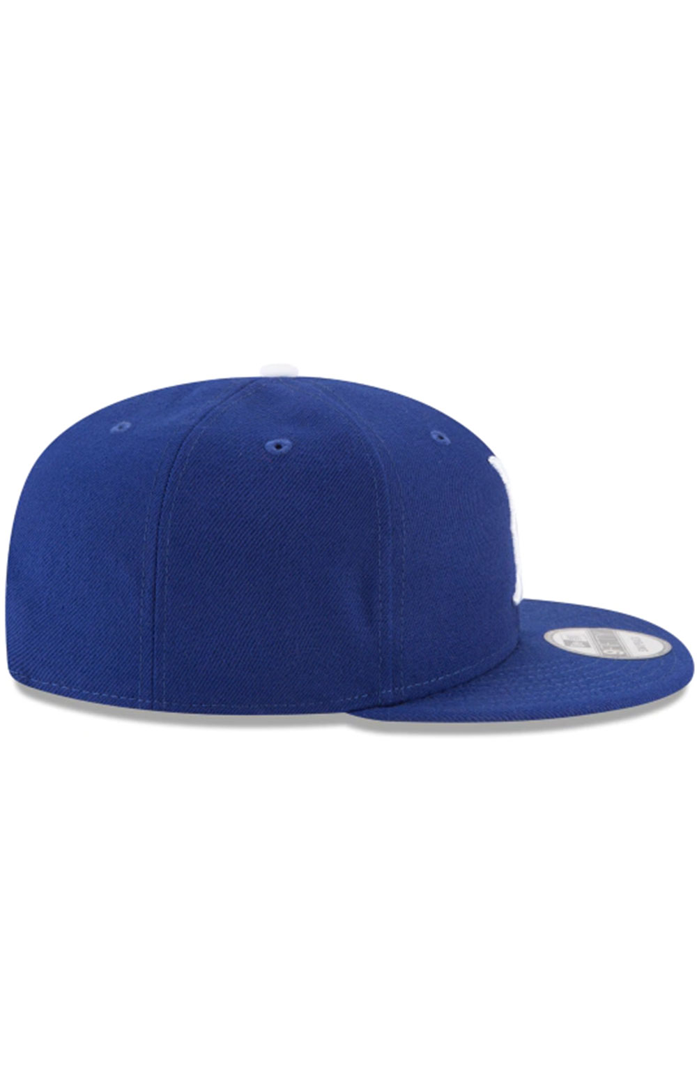 Brooklyn Dodgers Team Color Basic 9Fifty Snap-Back Hat  2