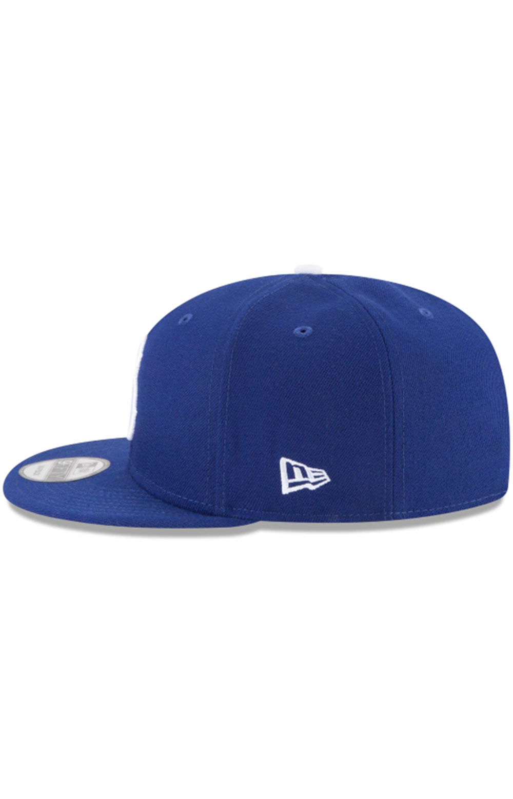 Brooklyn Dodgers Team Color Basic 9Fifty Snap-Back Hat  3