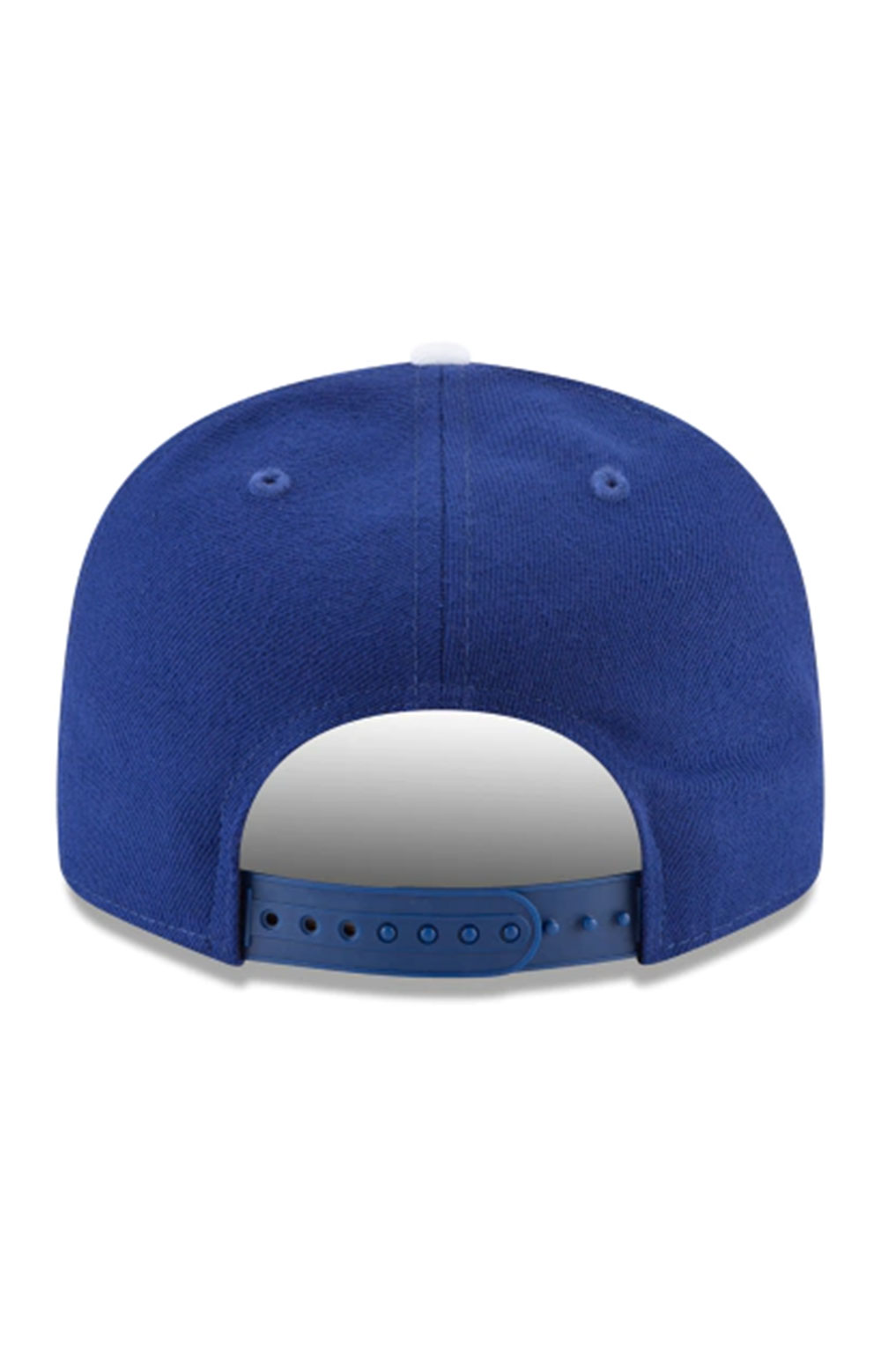 Brooklyn Dodgers Team Color Basic 9Fifty Snap-Back Hat  4