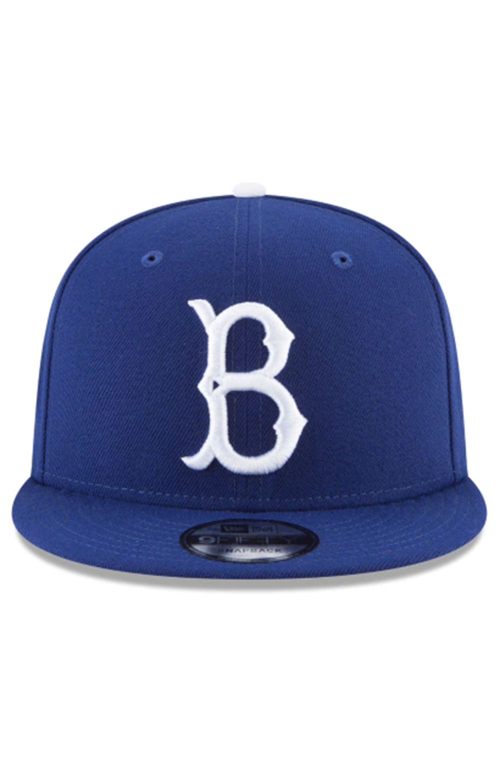Brooklyn Dodgers Team Color Basic 9Fifty Snap-Back Hat  5