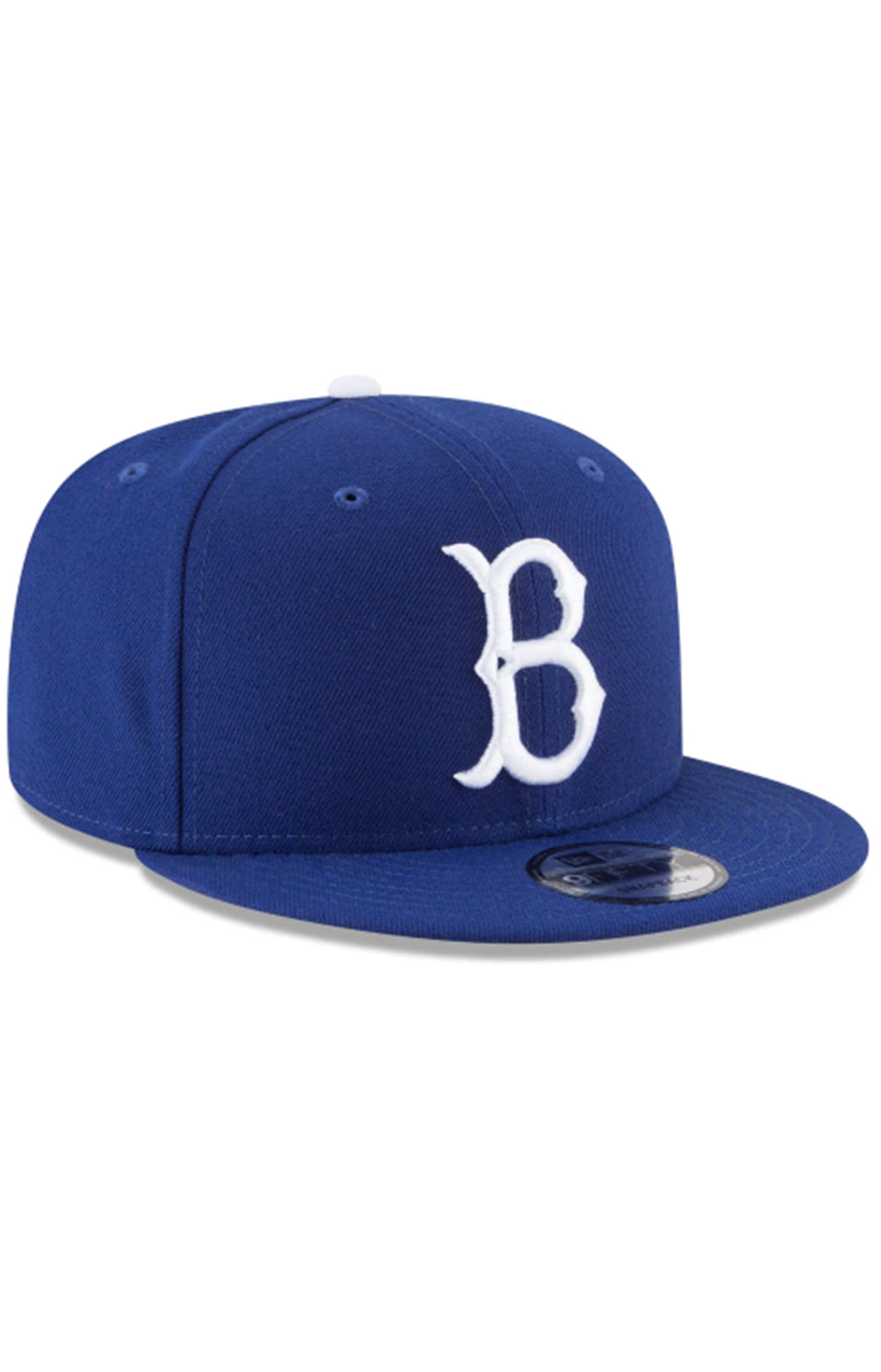 Brooklyn Dodgers Team Color Basic 9Fifty Snap-Back Hat  6