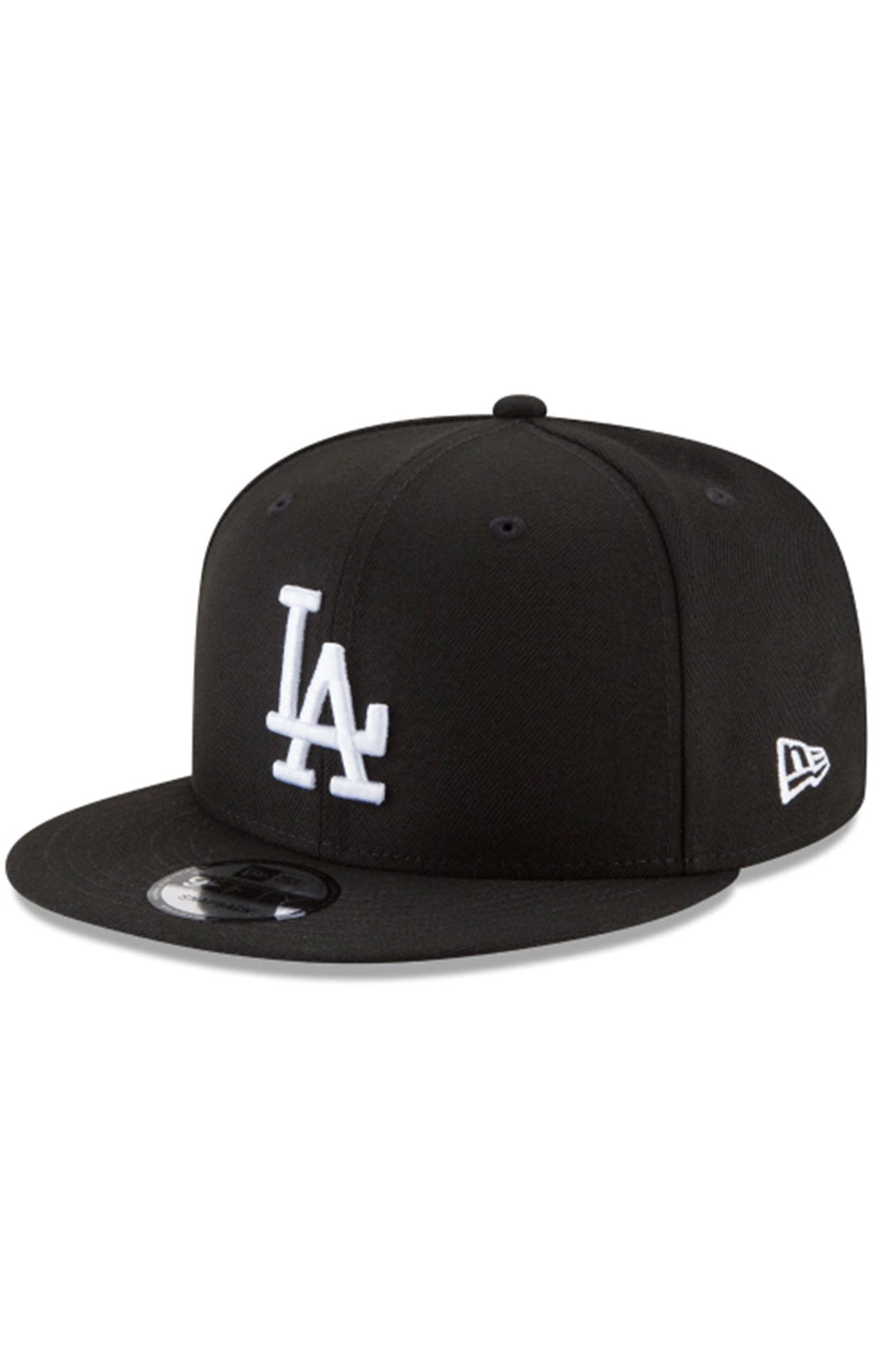 Los Angeles Dodgers Basic 9Fifty Snap-Back Hat - Black/White