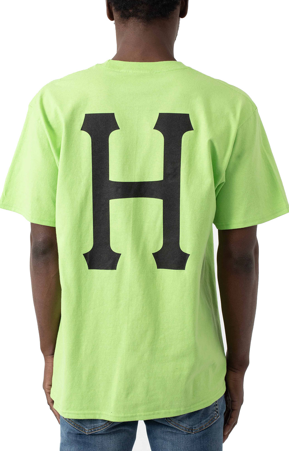 Essentials Classic H T-Shirt - Lime