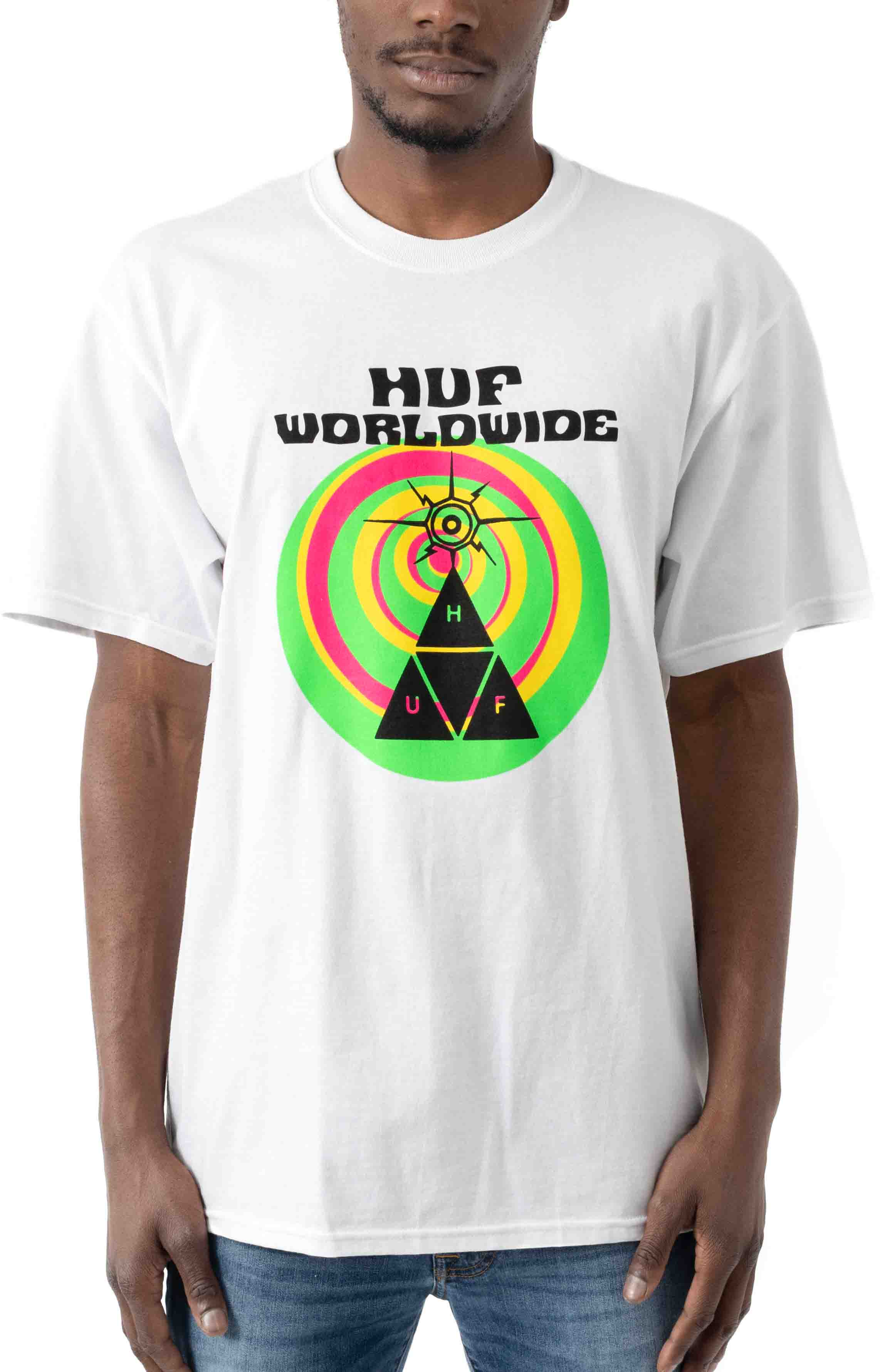 We Give You T-Shirt - White