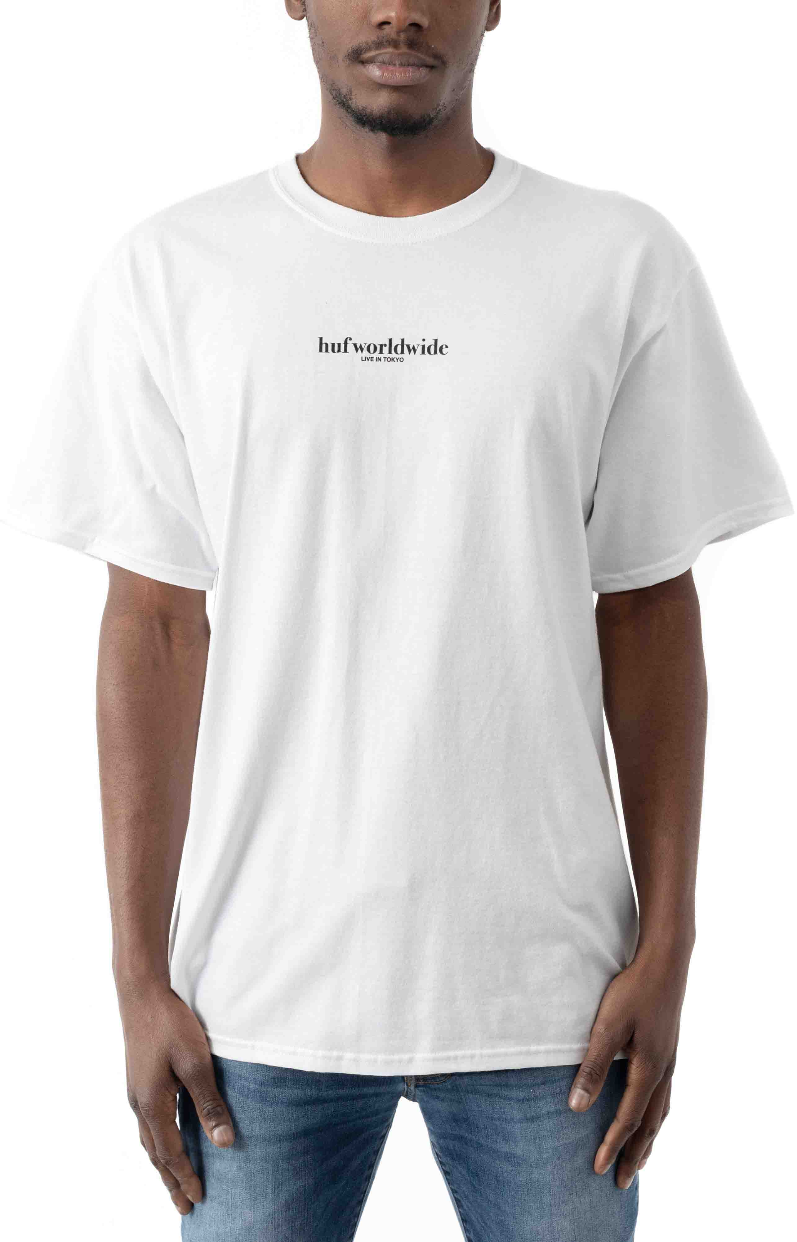 Never Yours T-Shirt - White  2