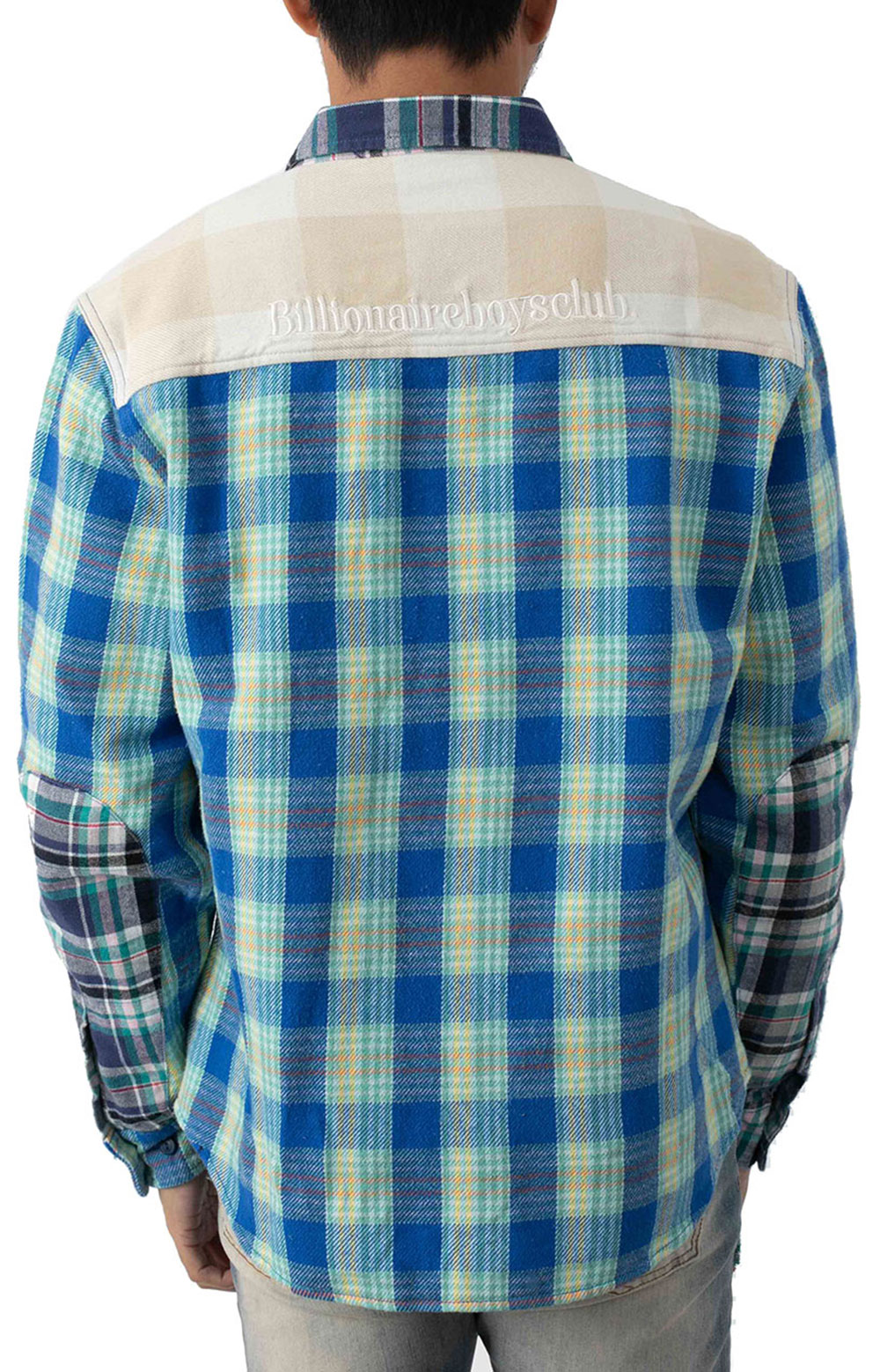 BB Moose Tracks L/S Woven Button-Up Shirt  4