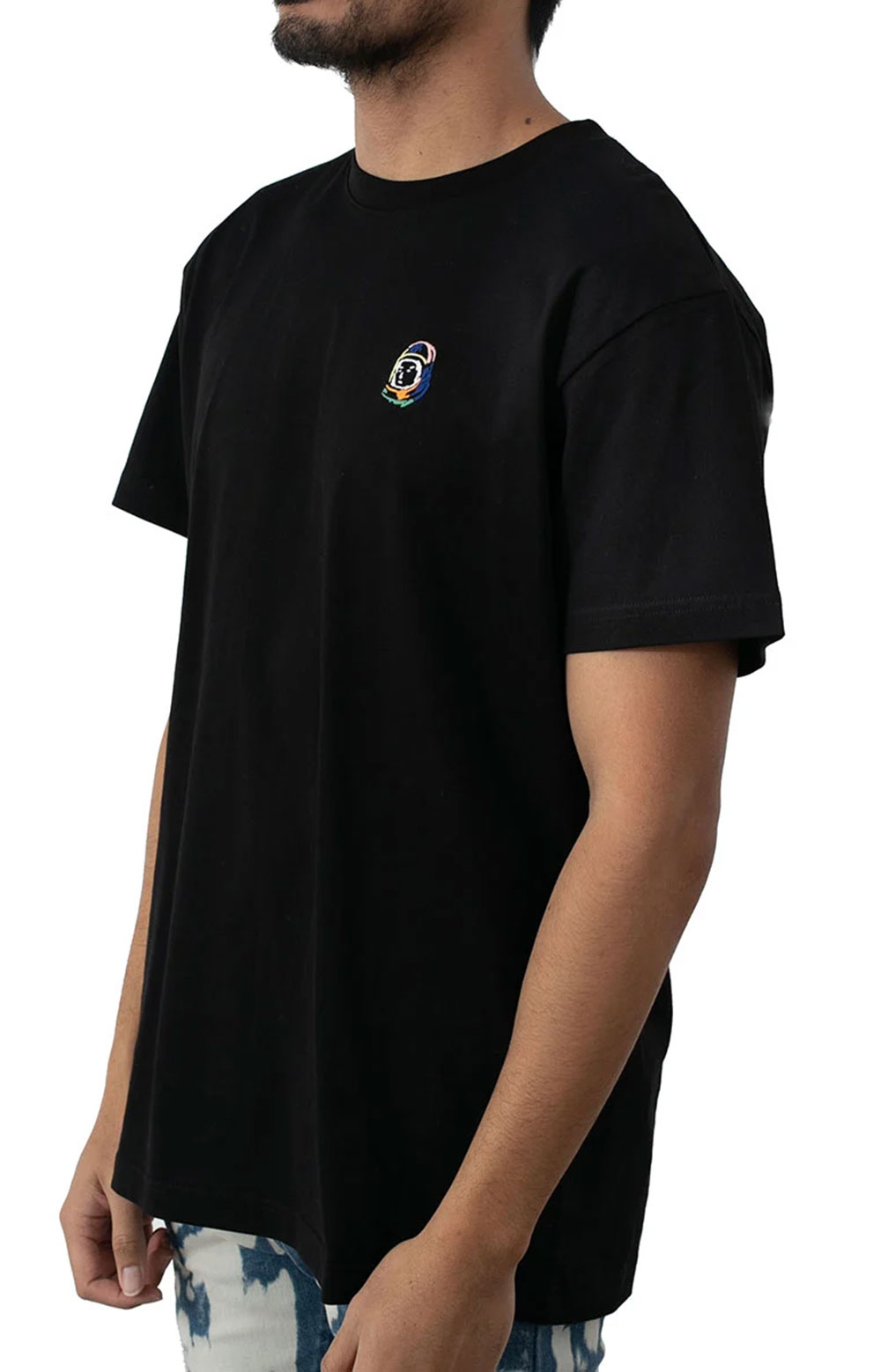 BB Borealis SS Knit Shirt - Black  2