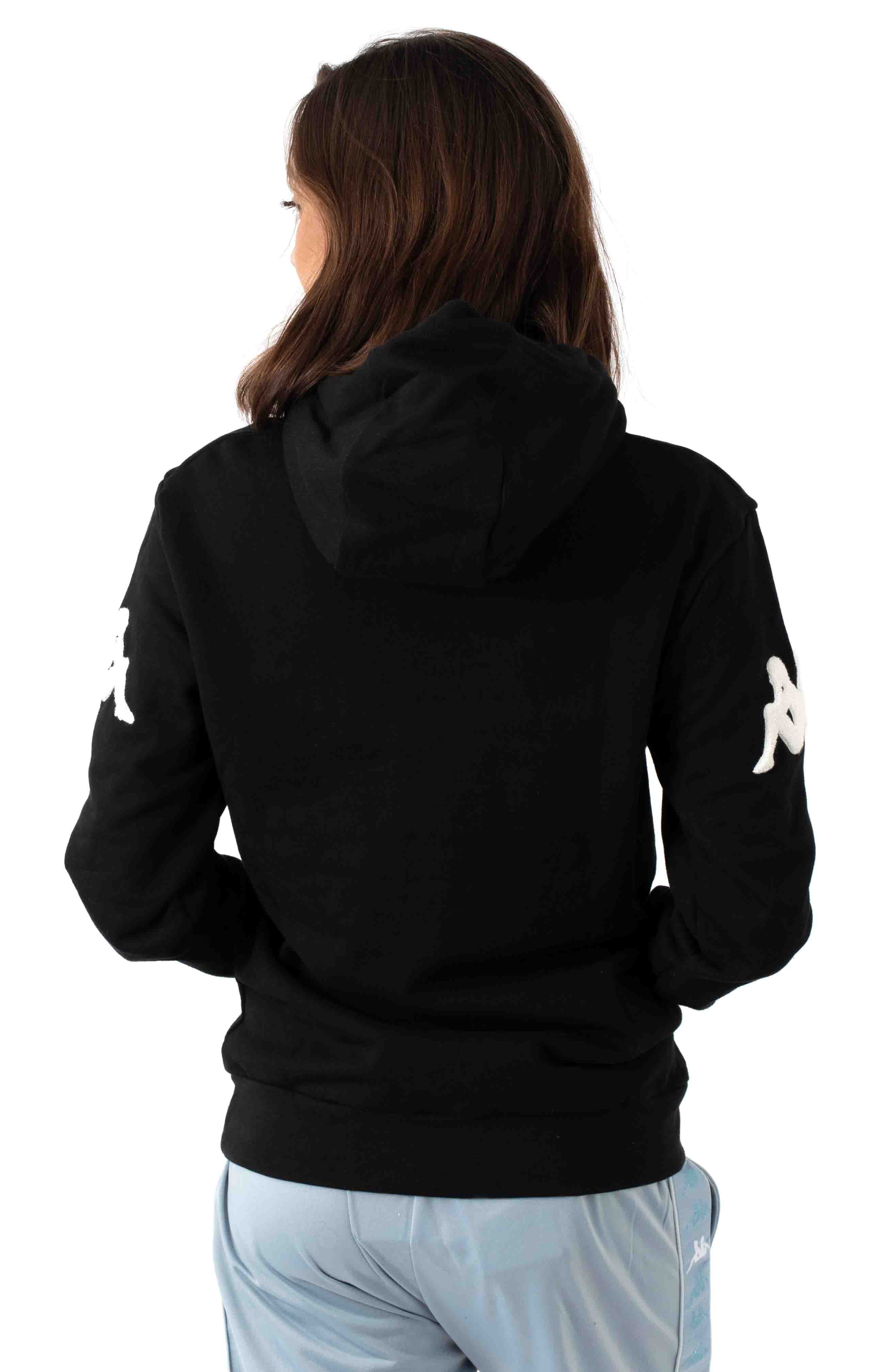 Authentic Bluvi Pullover Hoodie - Black 3