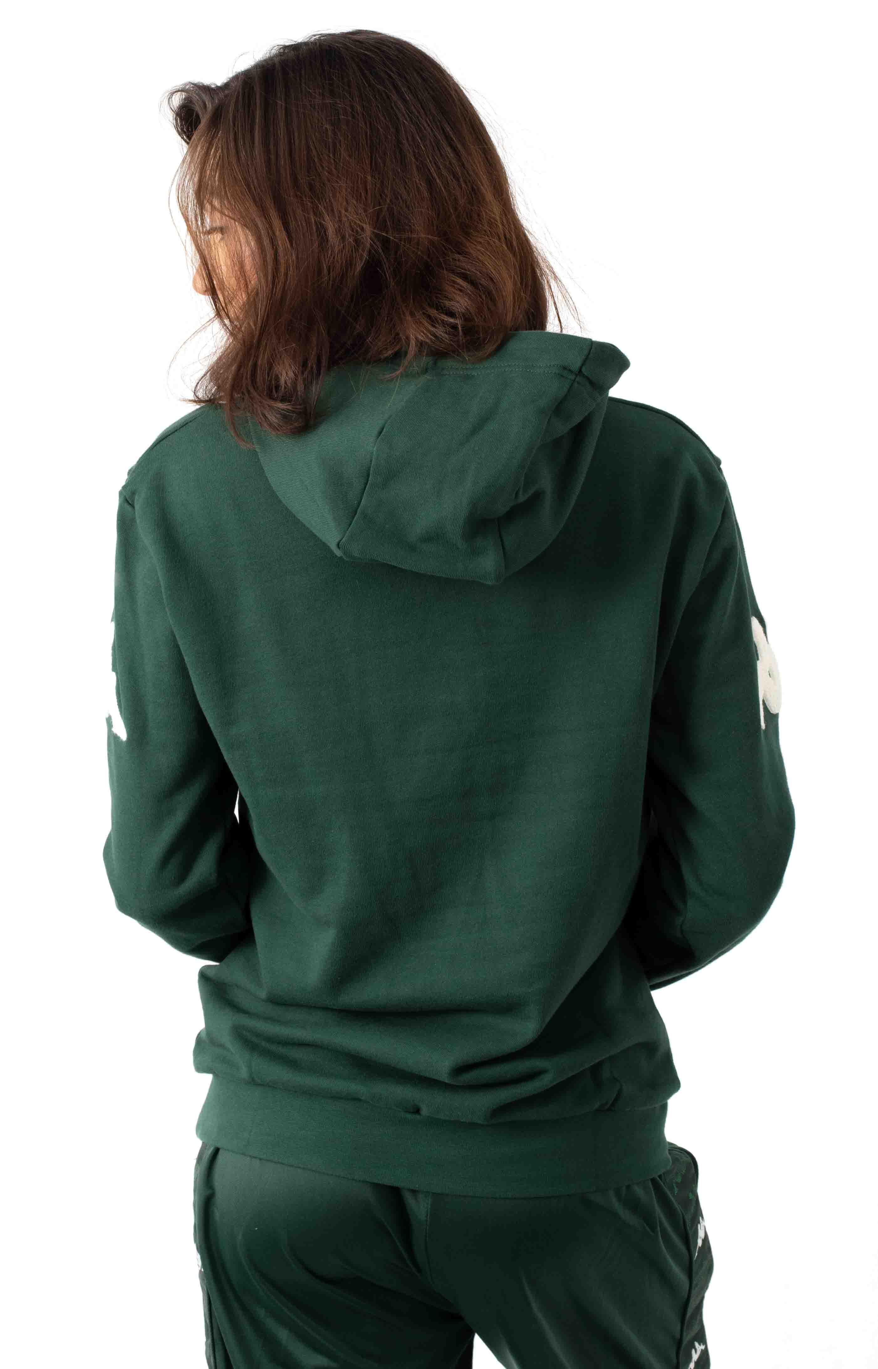 Authentic Bluvi Pullover Hoodie - Green 3