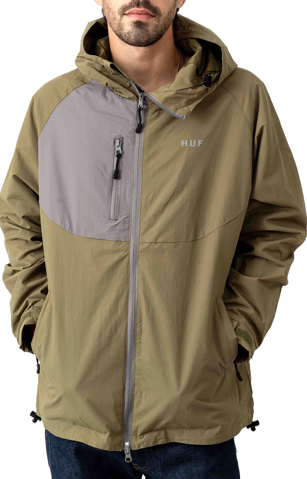 Standard Shell 2 Jacket - Martini Olive