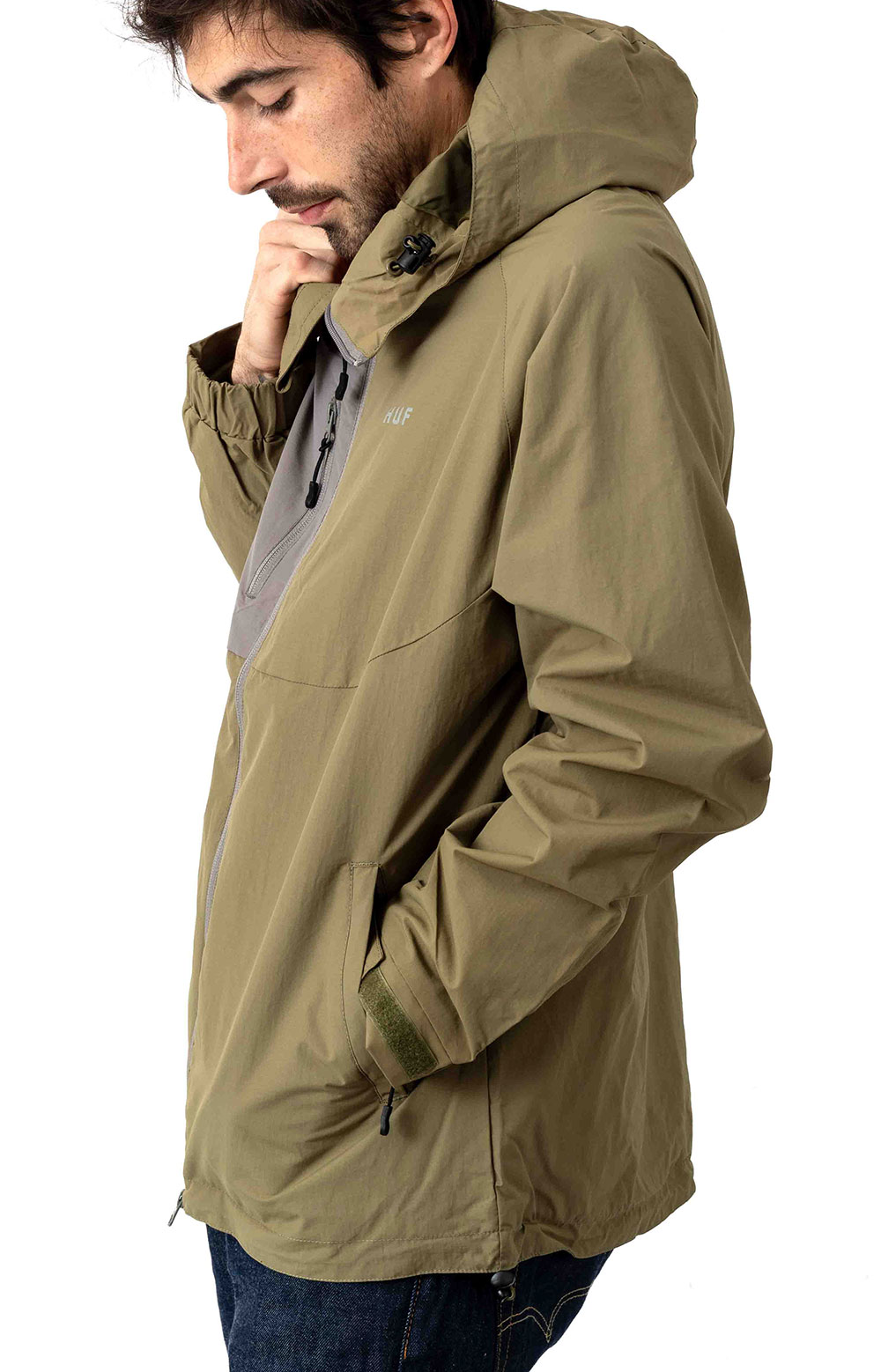 Standard Shell 2 Jacket - Martini Olive 2