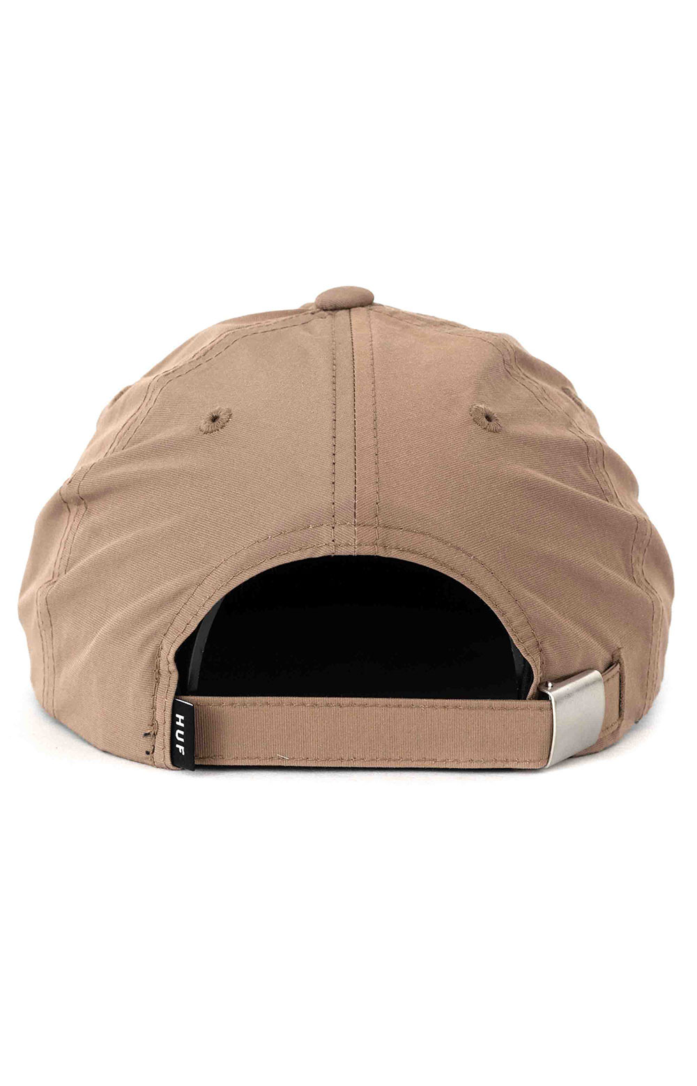 Pure 6 Panel Hat - Toffee 3
