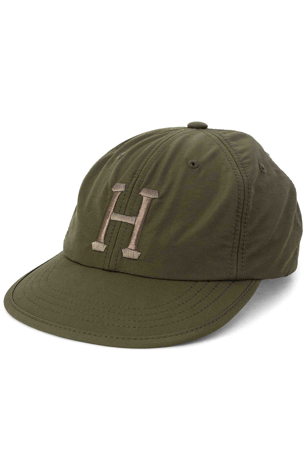 Formless Classic H 6 Panel Hat - Military Green