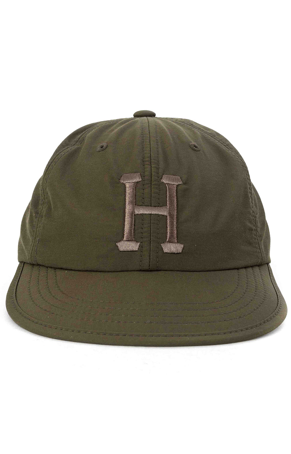 Formless Classic H 6 Panel Hat - Military Green 2