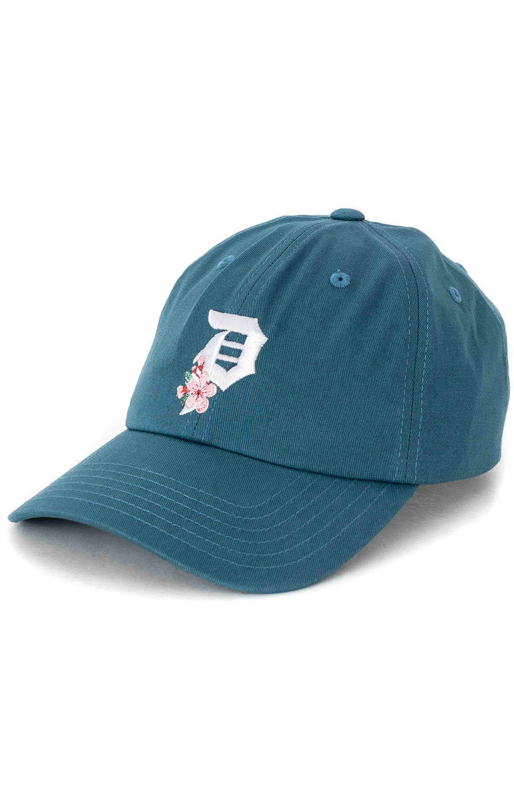 Dirty P Cherry Blossom Dad Hat - Blue