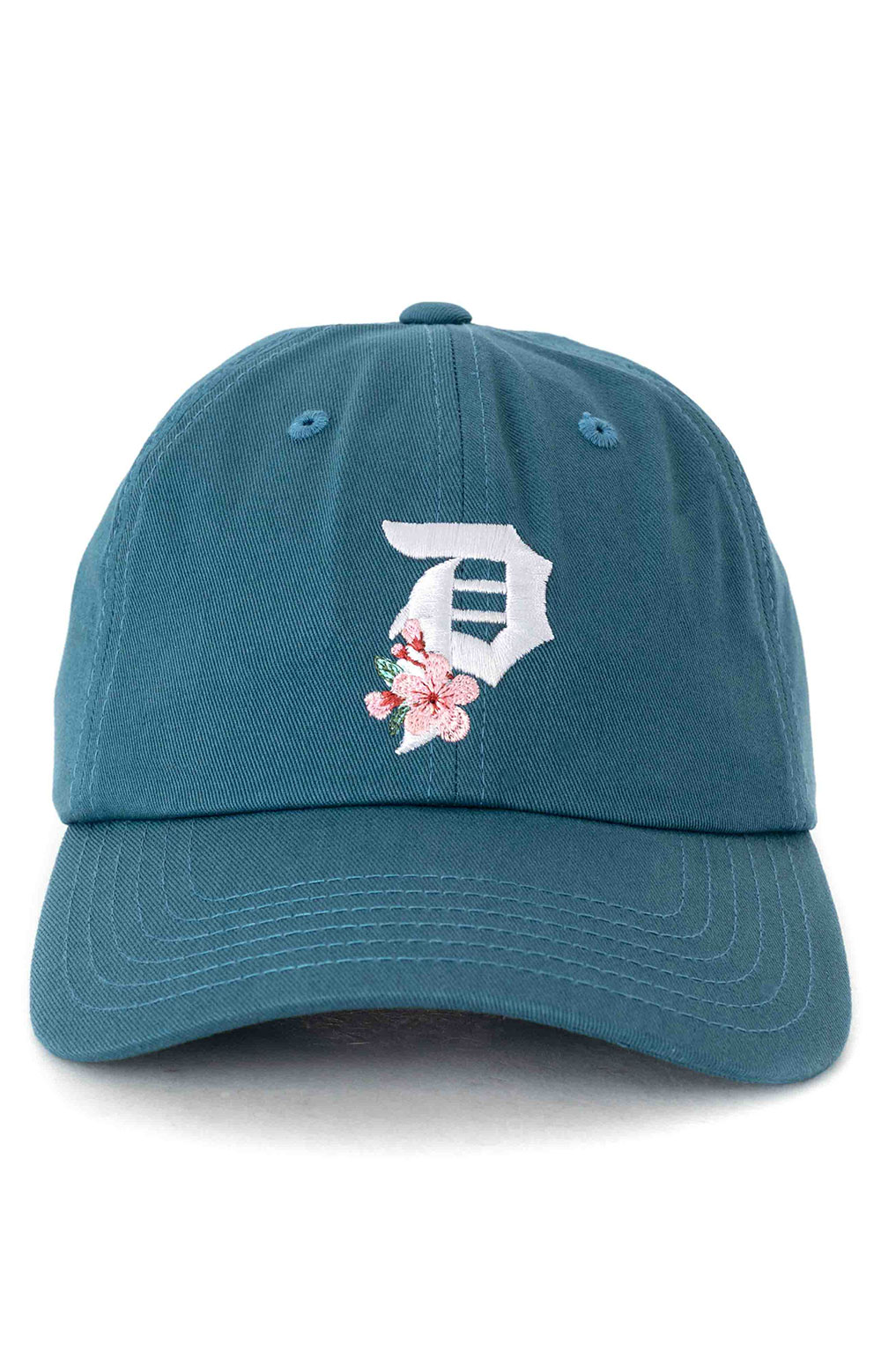 Dirty P Cherry Blossom Dad Hat - Blue 2