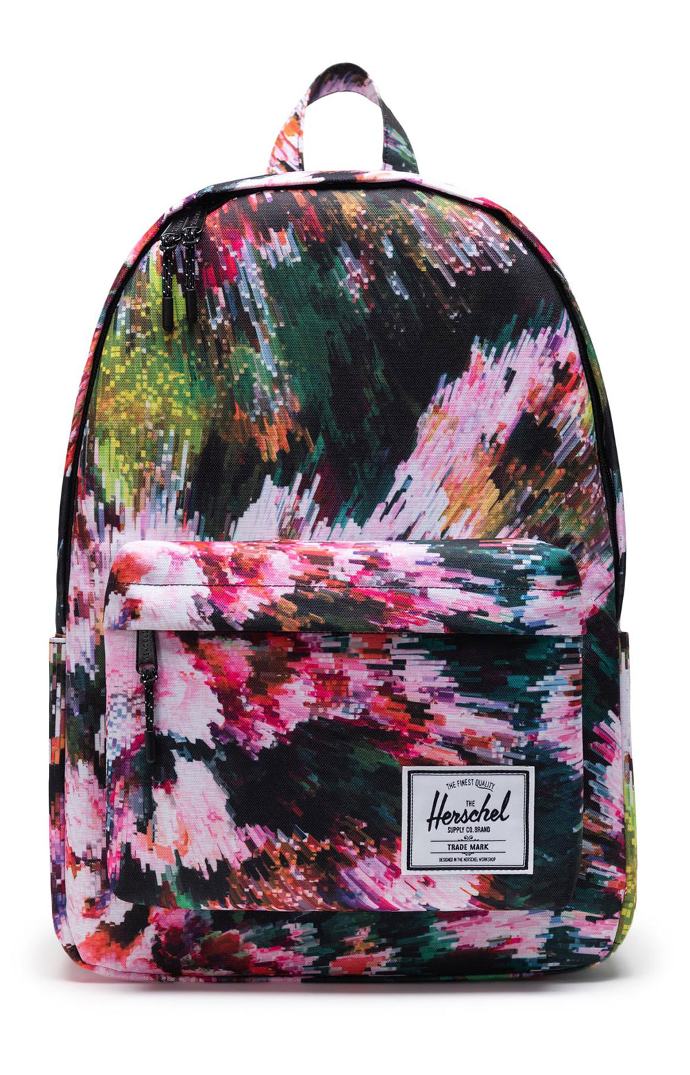 Classic Backpack XL - Pixel Floral