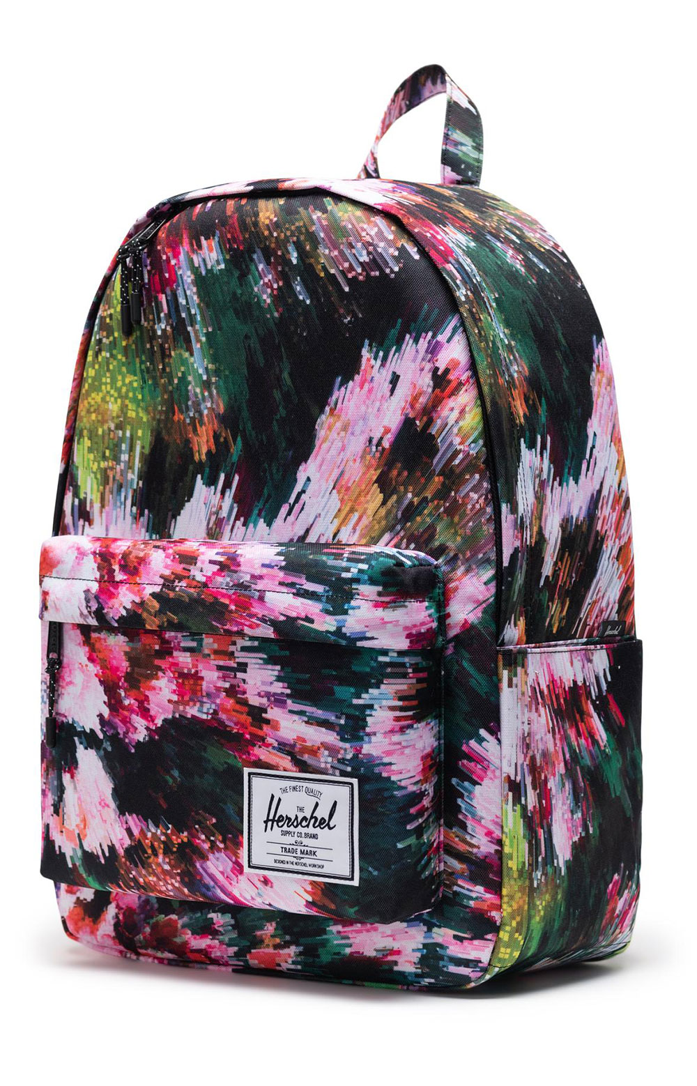 Classic Backpack XL - Pixel Floral  3