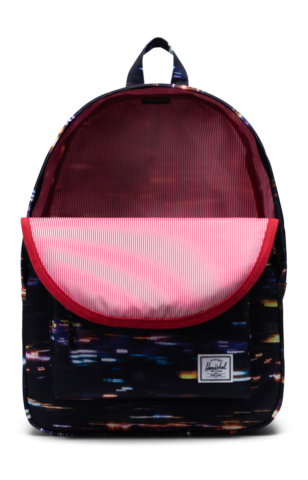 Classic Backpack - Night Lights  2