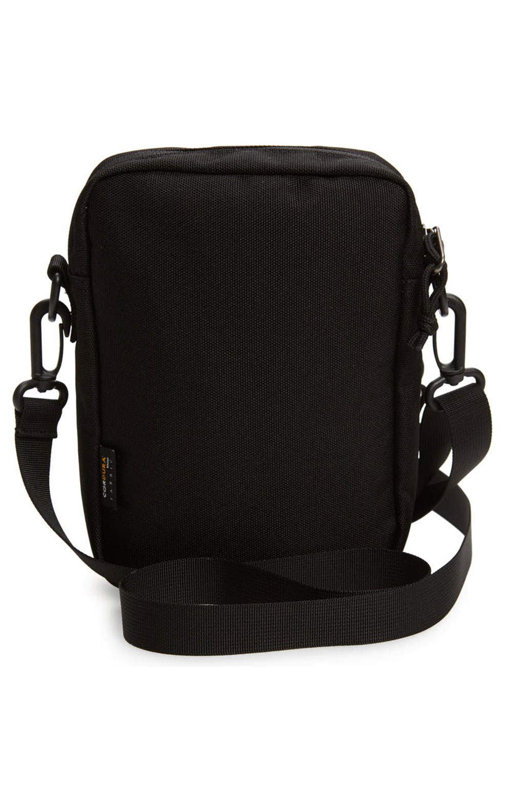 Construct Shoulder Bag- Black 2